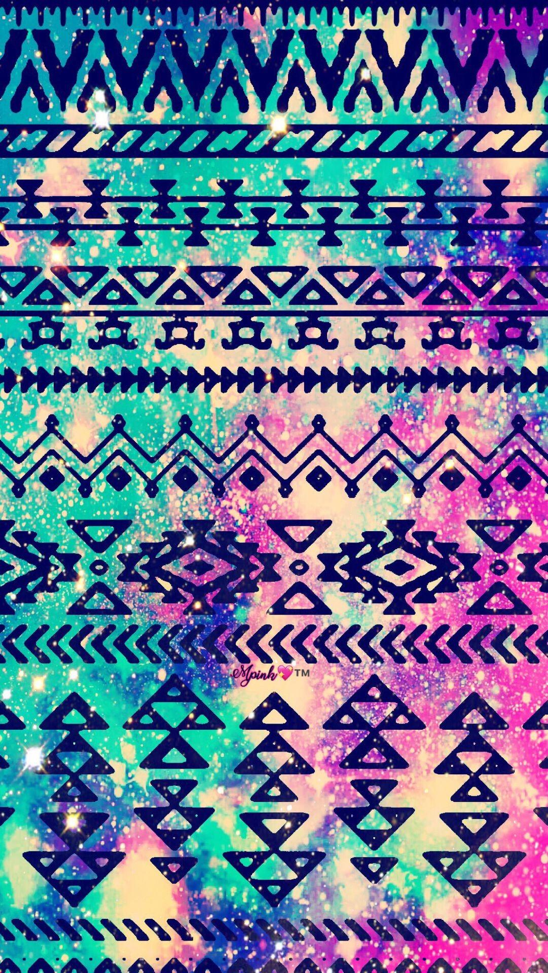 Res: 1081x1920, Grunge Tribal Pattern Galaxy Wallpaper #androidwallpaper #iphonewallpaper # wallpaper #galaxy #sparkle #