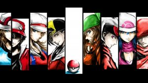 Pokemon Trainer wallpapers