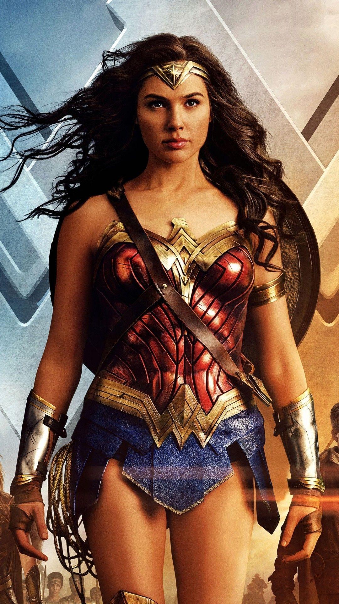 Res: 1080x1920, Wonder Woman Wallpaper Gal Gadot - Best iPhone Wallpaper