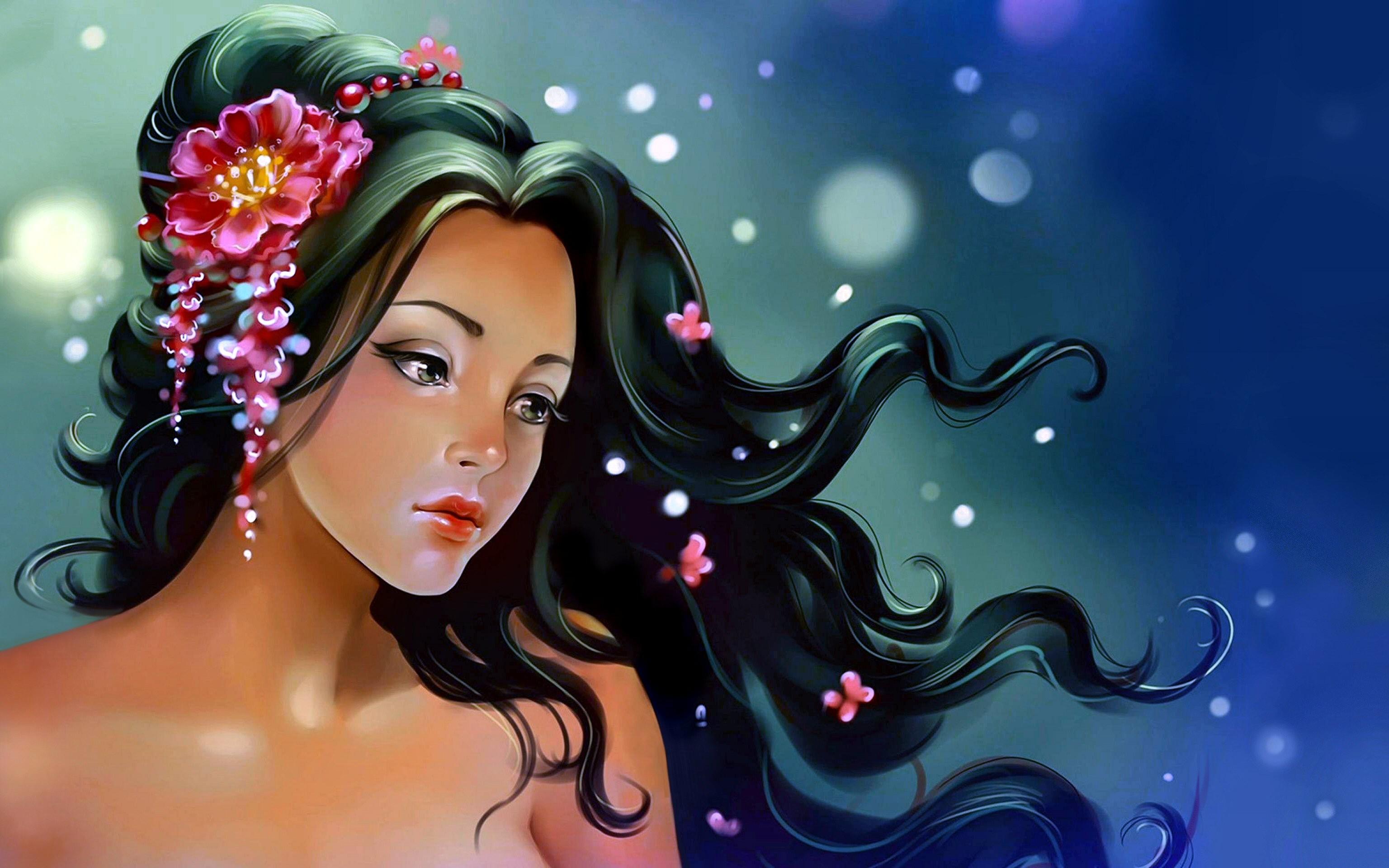 Res: 3072x1920, Pretty Woman Wallpaper
