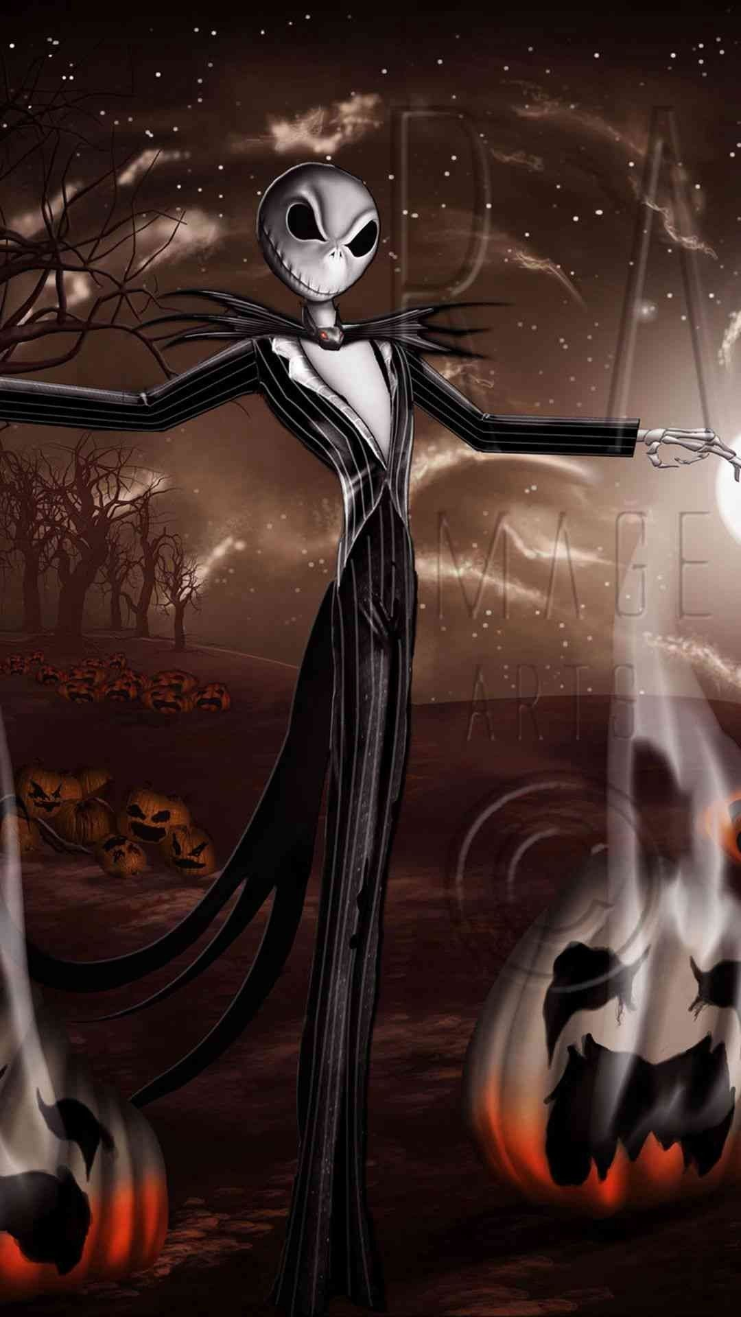 Jack Skellington Wallpapers Hd Wallpaper Collections