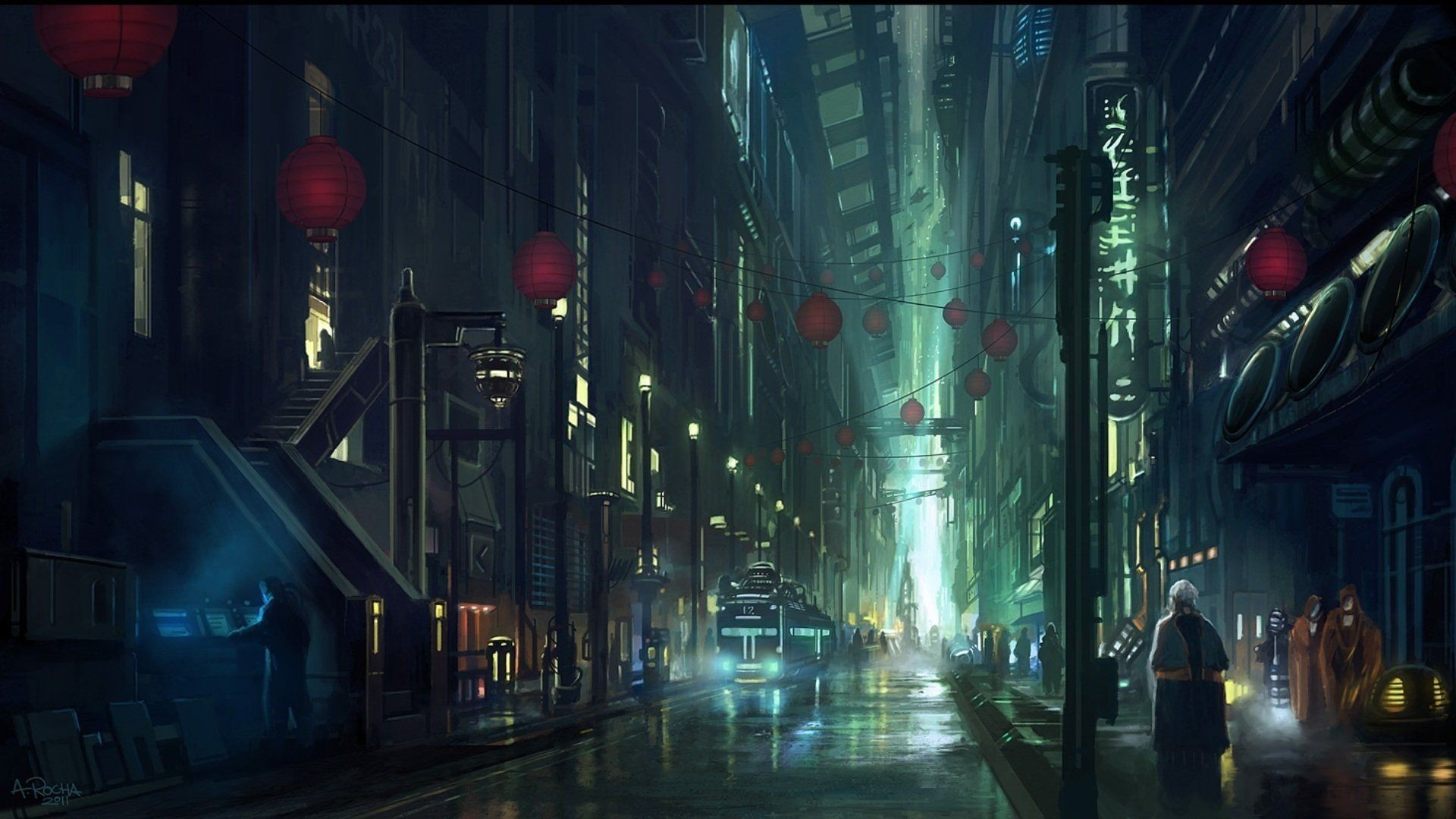 Res: 1920x1080, Blade Runner Wallpapers - Wallpaper Cave