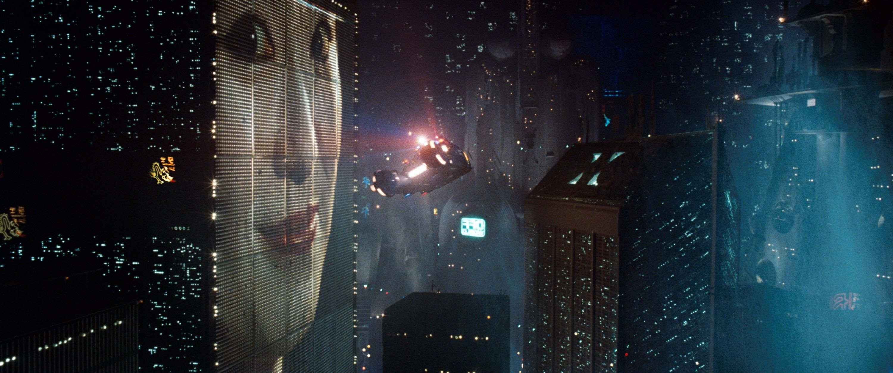 Res: 3000x1255, Blade Runner Wallpapers, 100% Quality Blade Runner HD Wallpapers