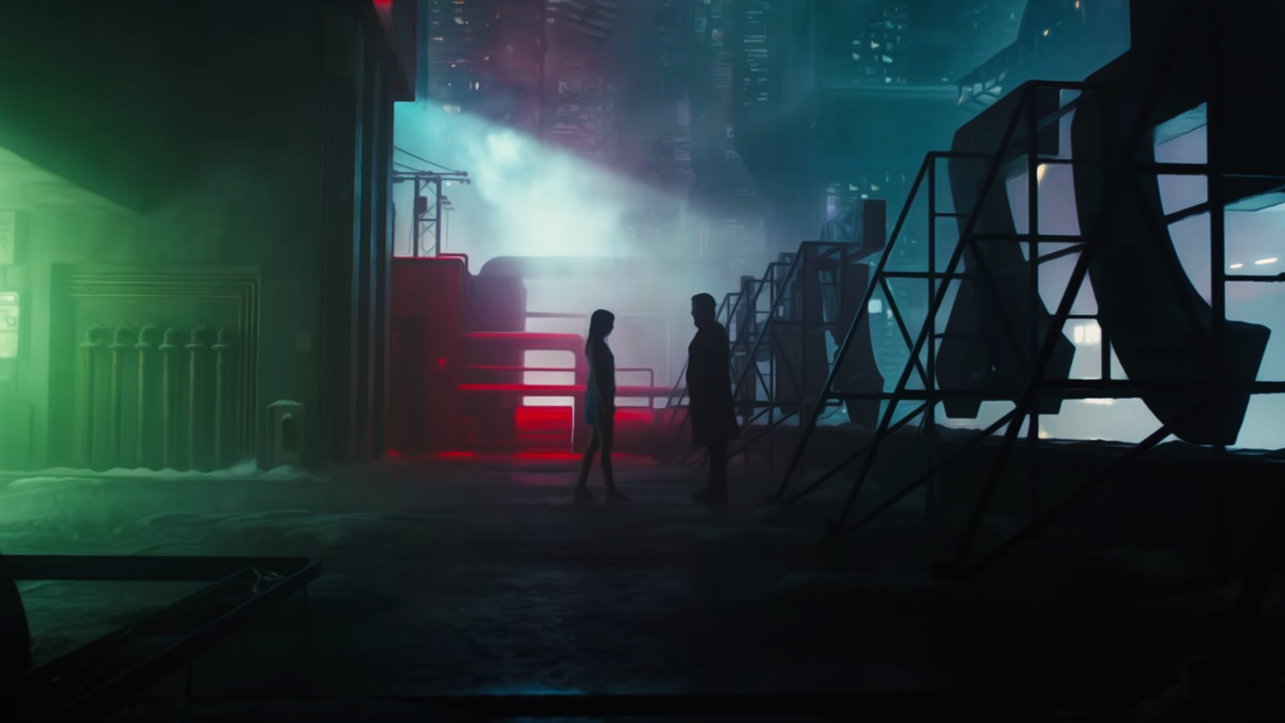 Res: 2560x1440, Blade Runner Wallpapers 13 - 2560 X 1440