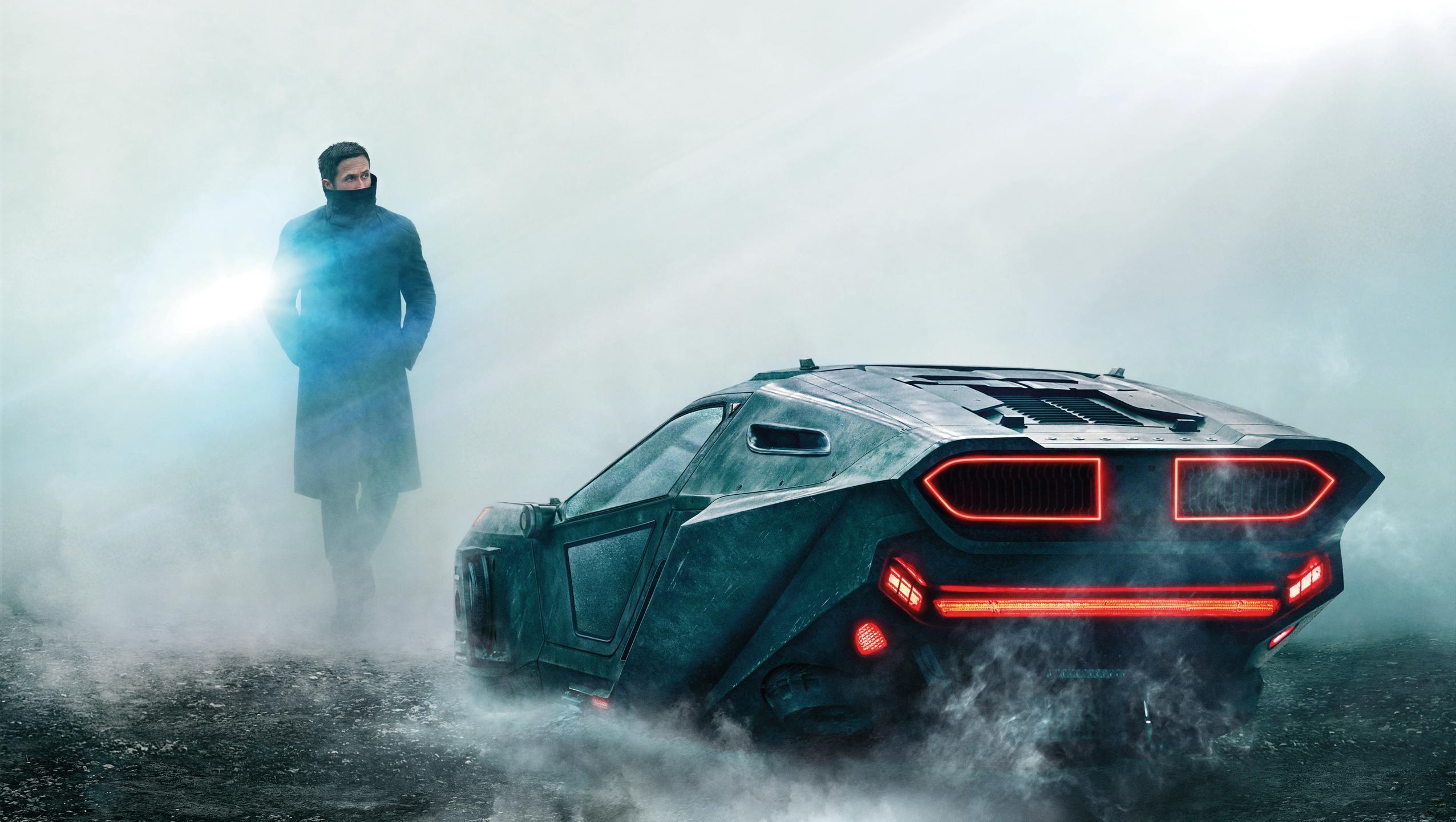 """Res: 2552x1442, Wallpaper for """"Blade Runner 2049"""" ..."""