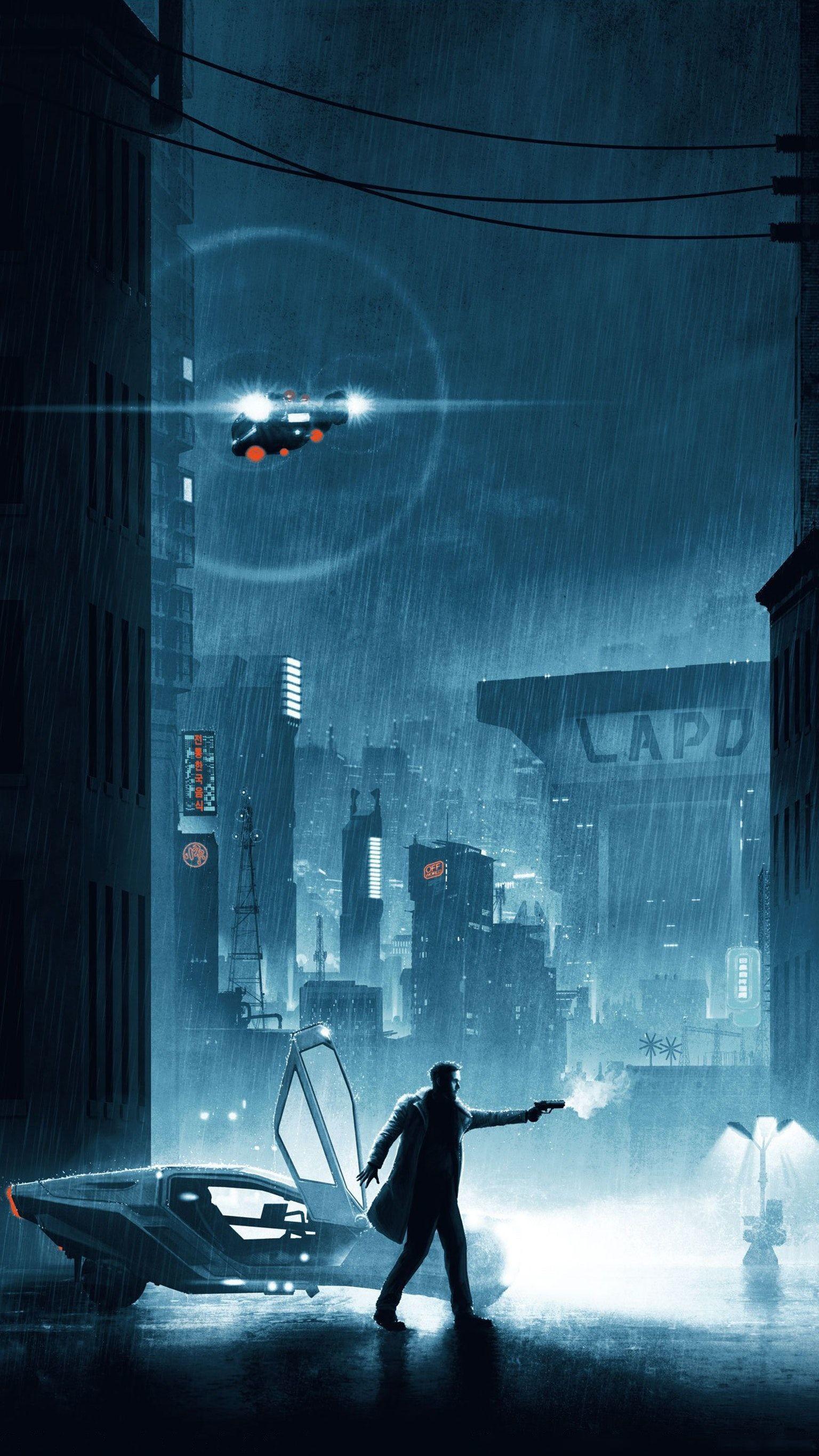 Res: 1536x2732, Blade Runner 2049 (2017) Phone Wallpaper | Moviemania