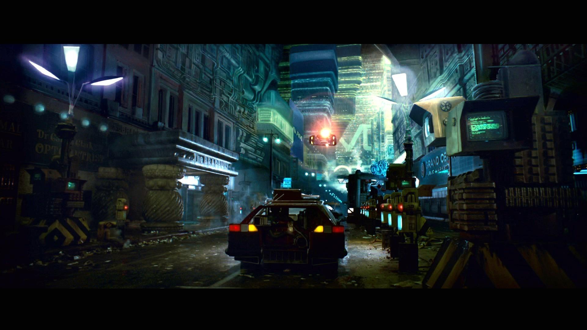 Res: 1920x1080, Extraordinary Blade Runner Wallpaper