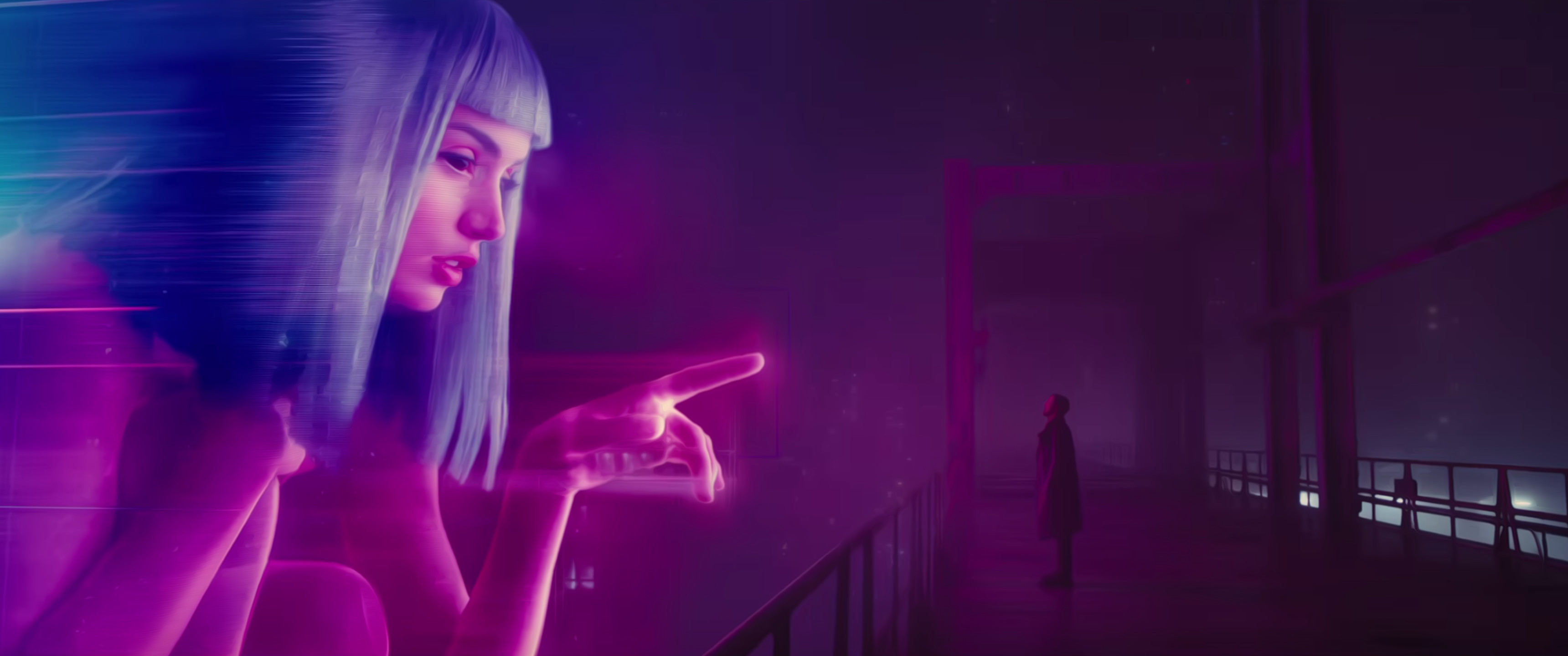 Res: 3440x1440, Blade Runner 2049 Wallpapers 4 - 3440 X 1440