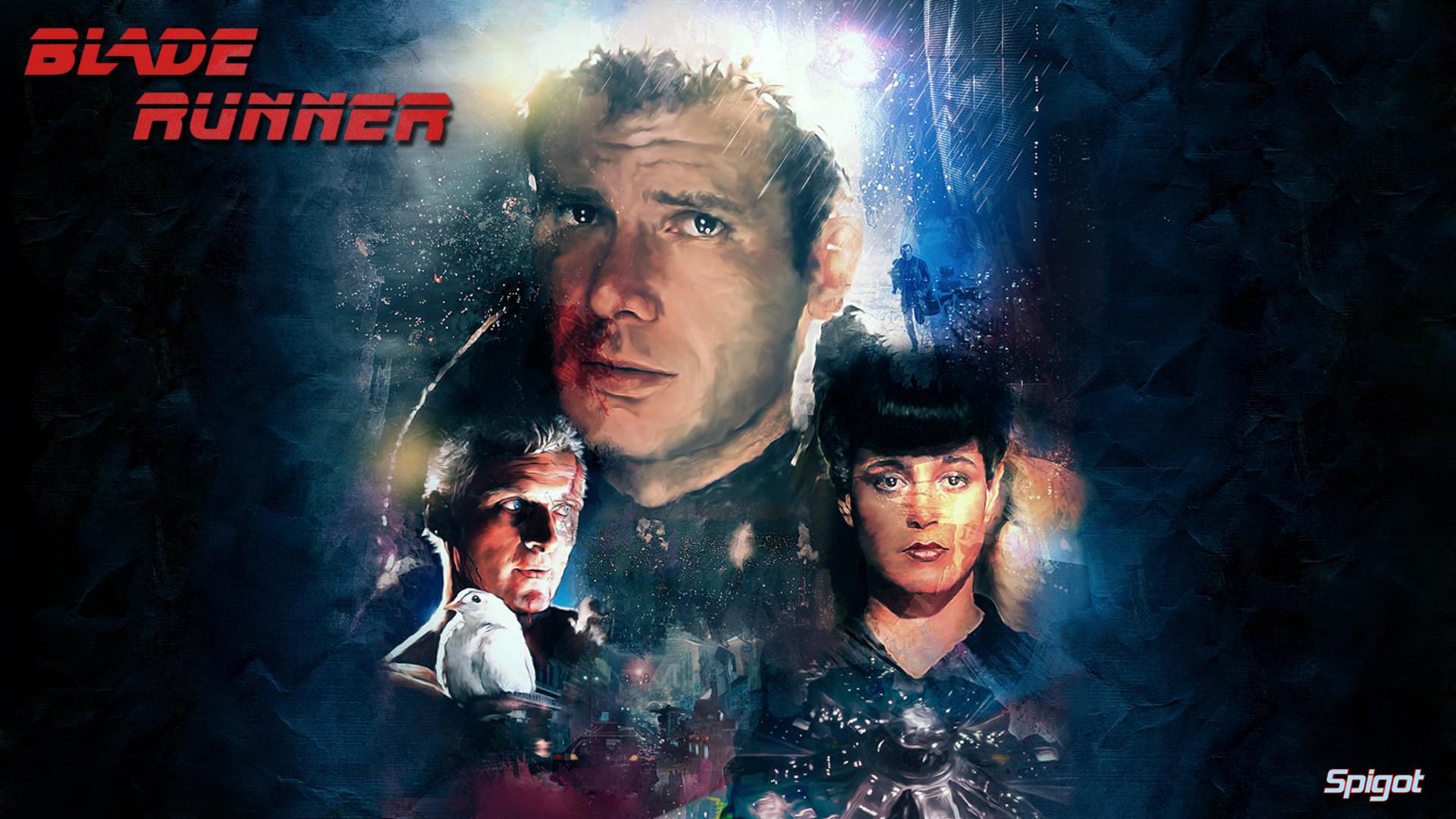 Res: 1920x1080, Blade Runner