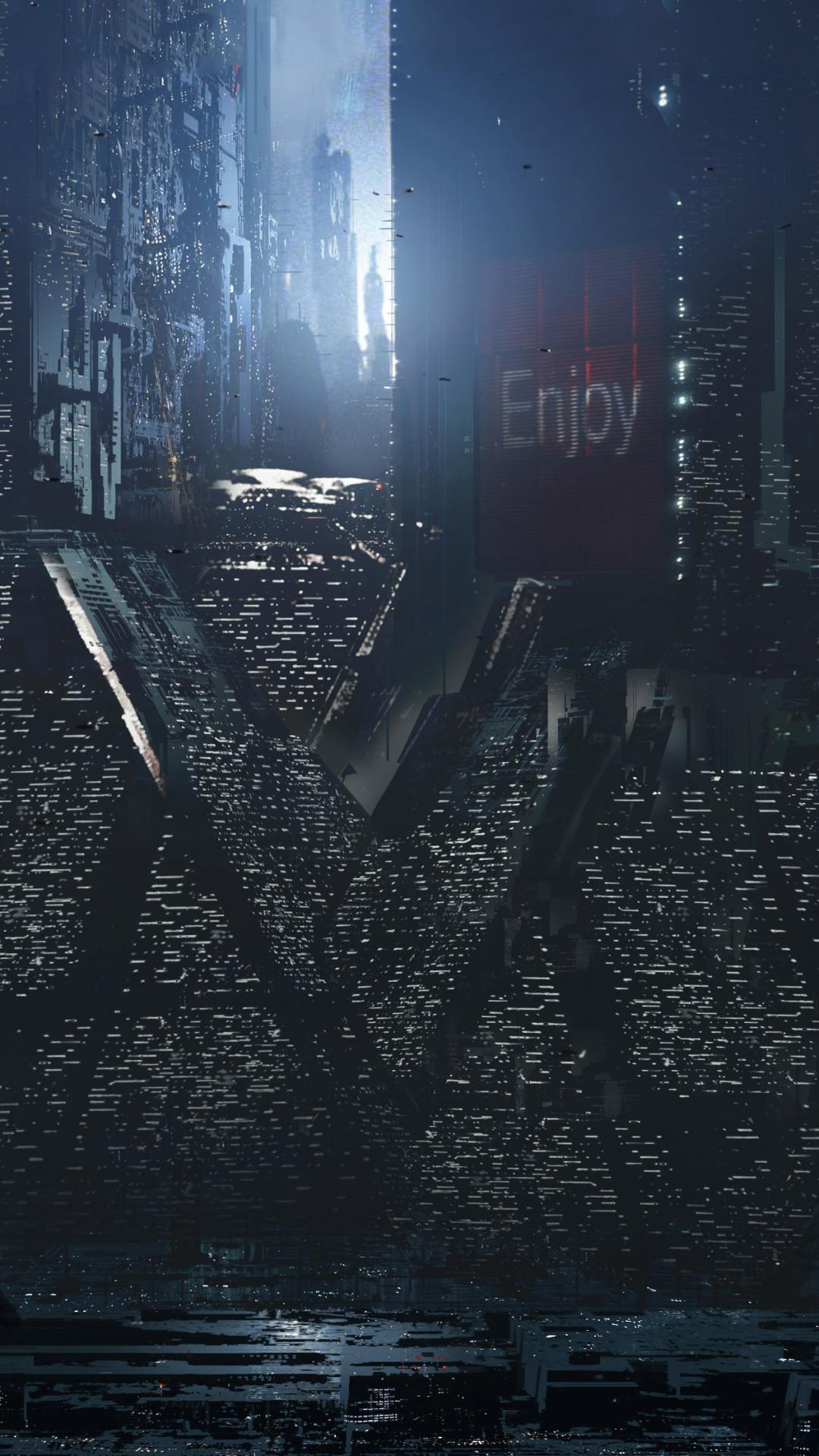 Res: 1080x1920, Movie / Blade Runner 2049 () Mobile Wallpaper