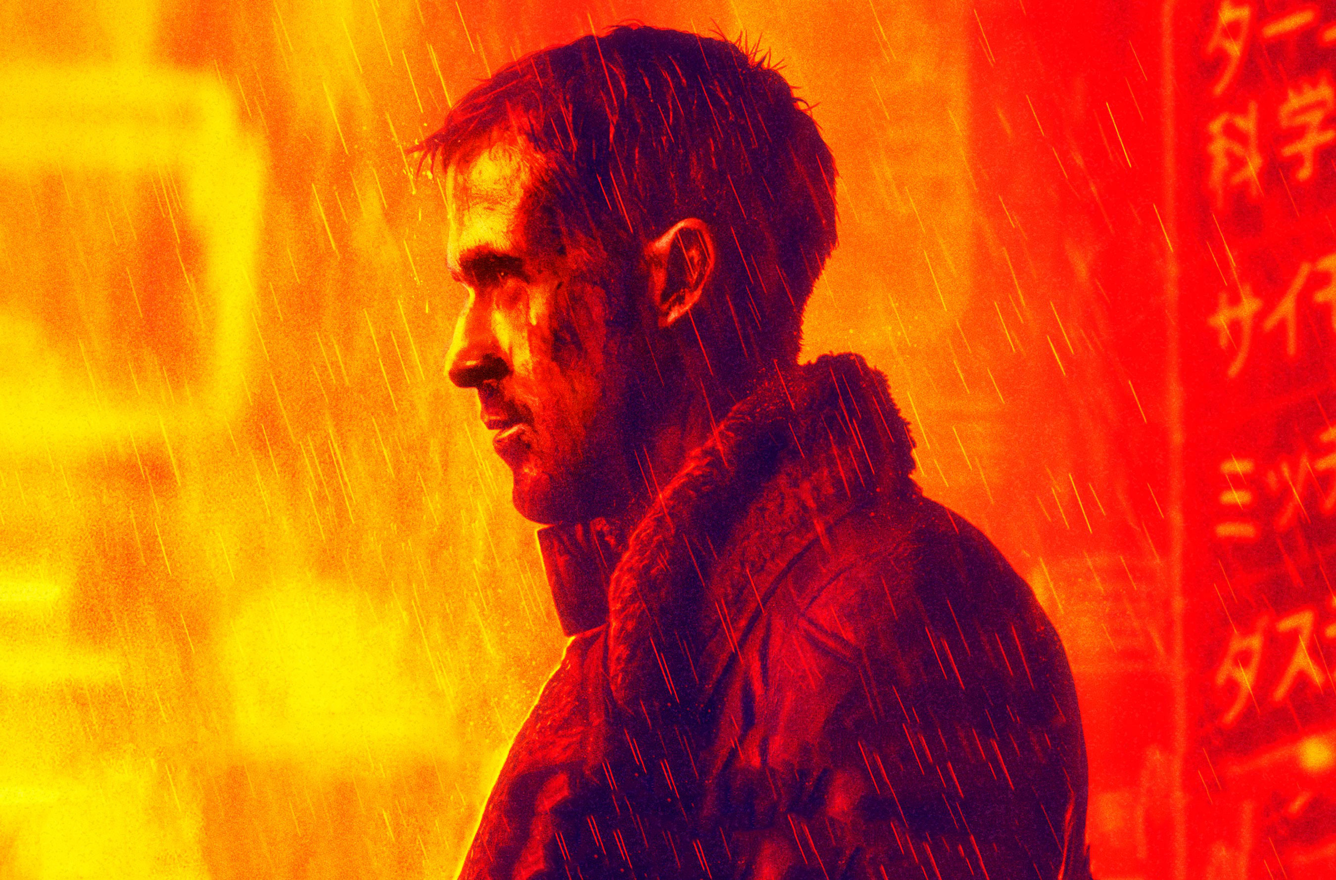 Res: 2700x1780, Ryan Gosling Blade Runner 2049