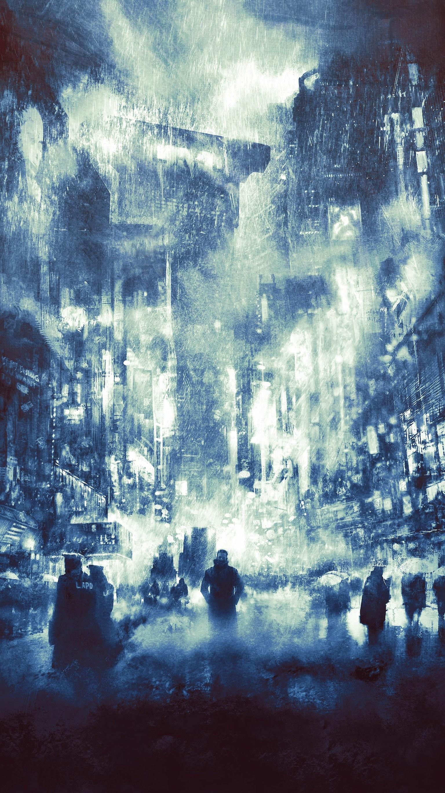 Res: 1536x2732, Image for Blade Runner Still Wallpaper Phone