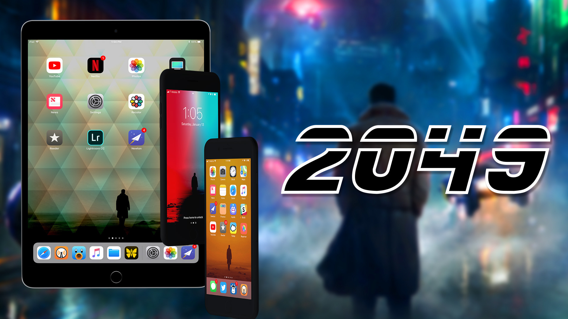 Res: 1920x1080, If you have not seen Blade Runner 2049, I highly suggest you stop right  here and watch it today. But whether you have or have not seen the film, ...