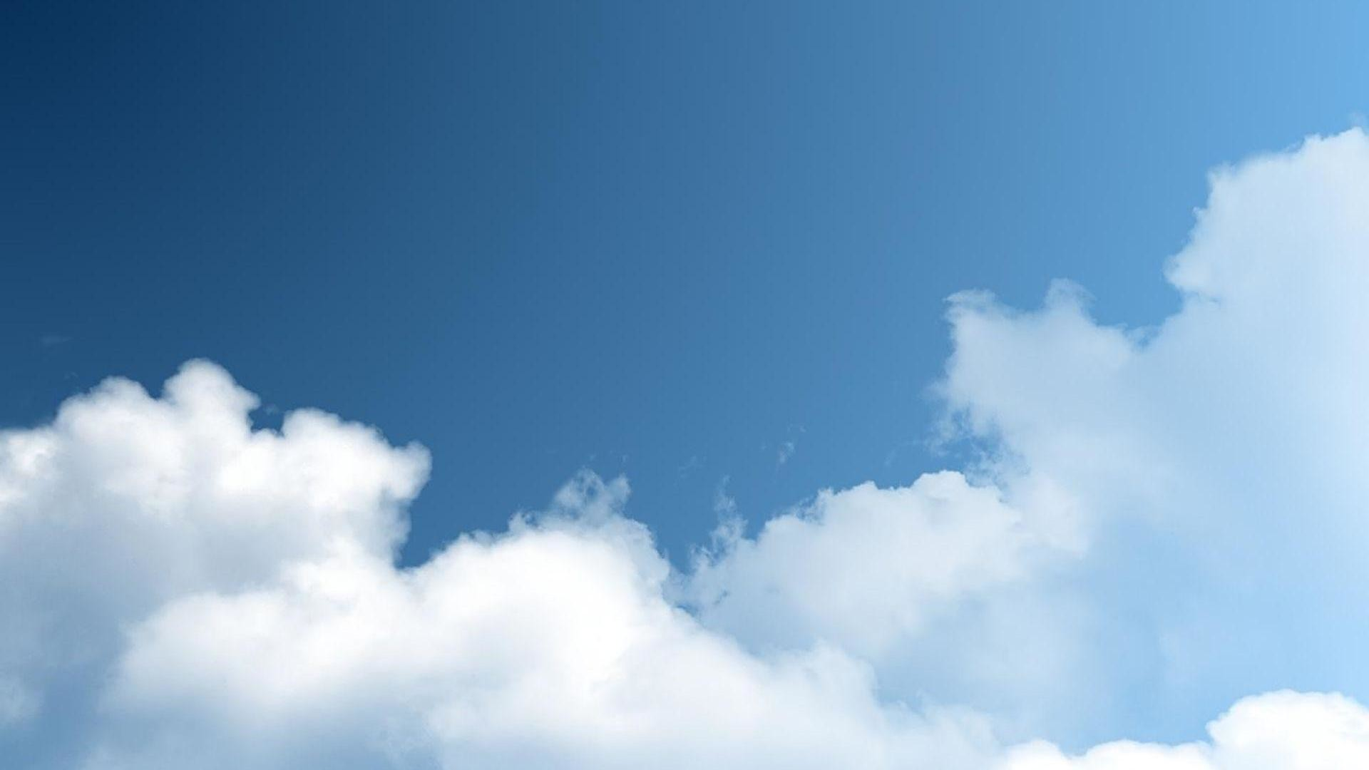 Res: 1920x1080, White Clouds HD Wallpapers 09090