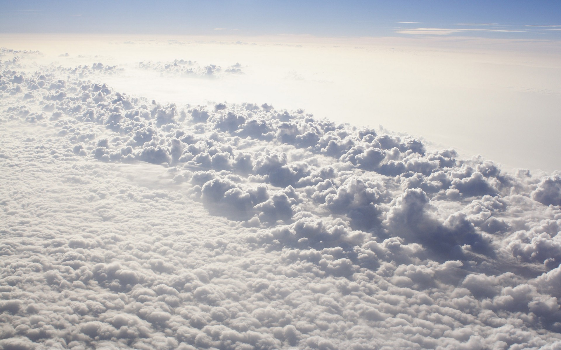 Res: 1920x1200, Above Clouds HD wallpaper