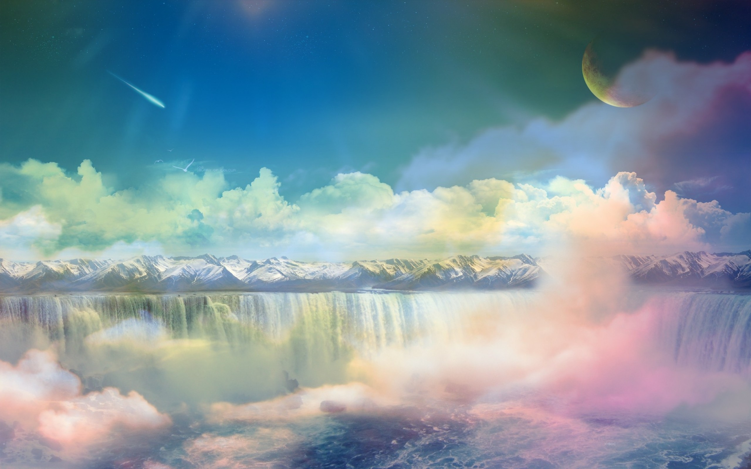 Res: 2560x1600, 152 A Dreamy World HD Wallpapers | Backgrounds - Wallpaper Abyss