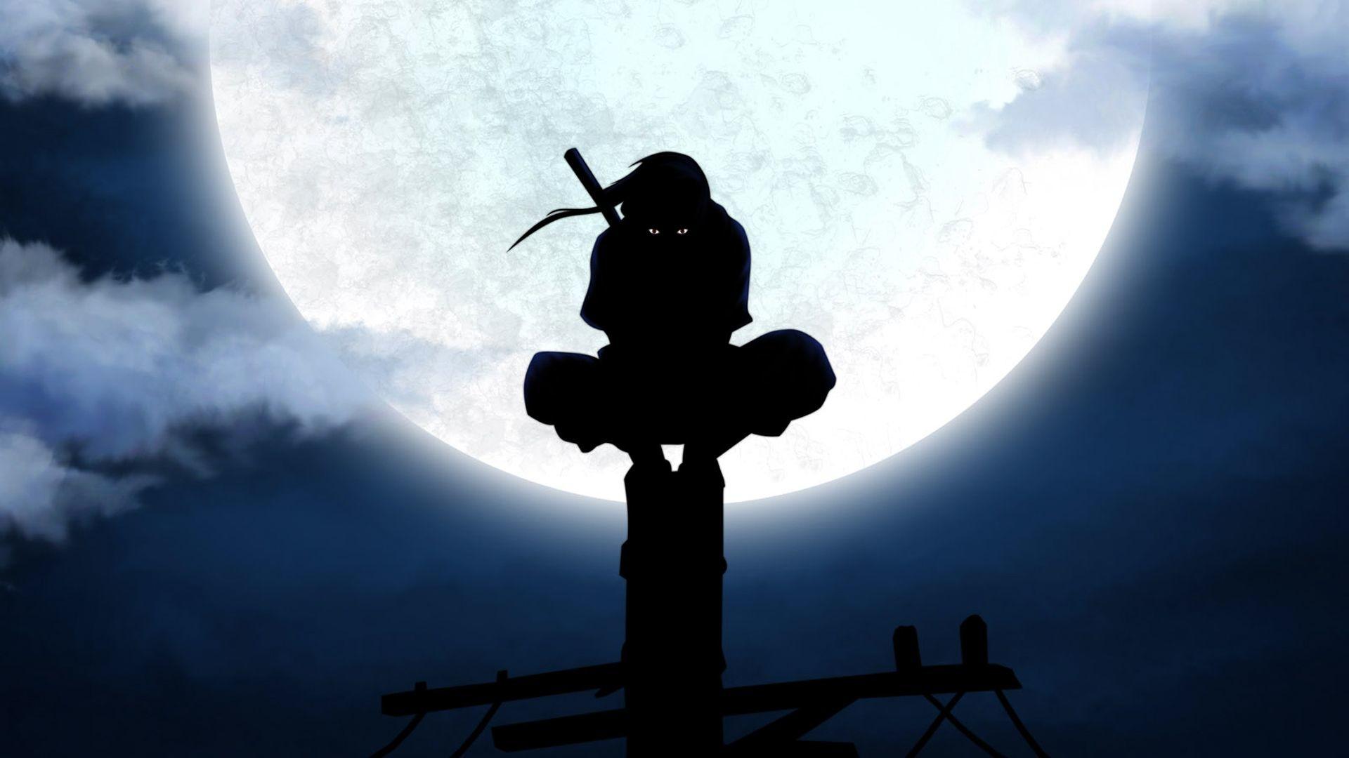 Res: 1920x1080, Anime Ninja Wallpaper
