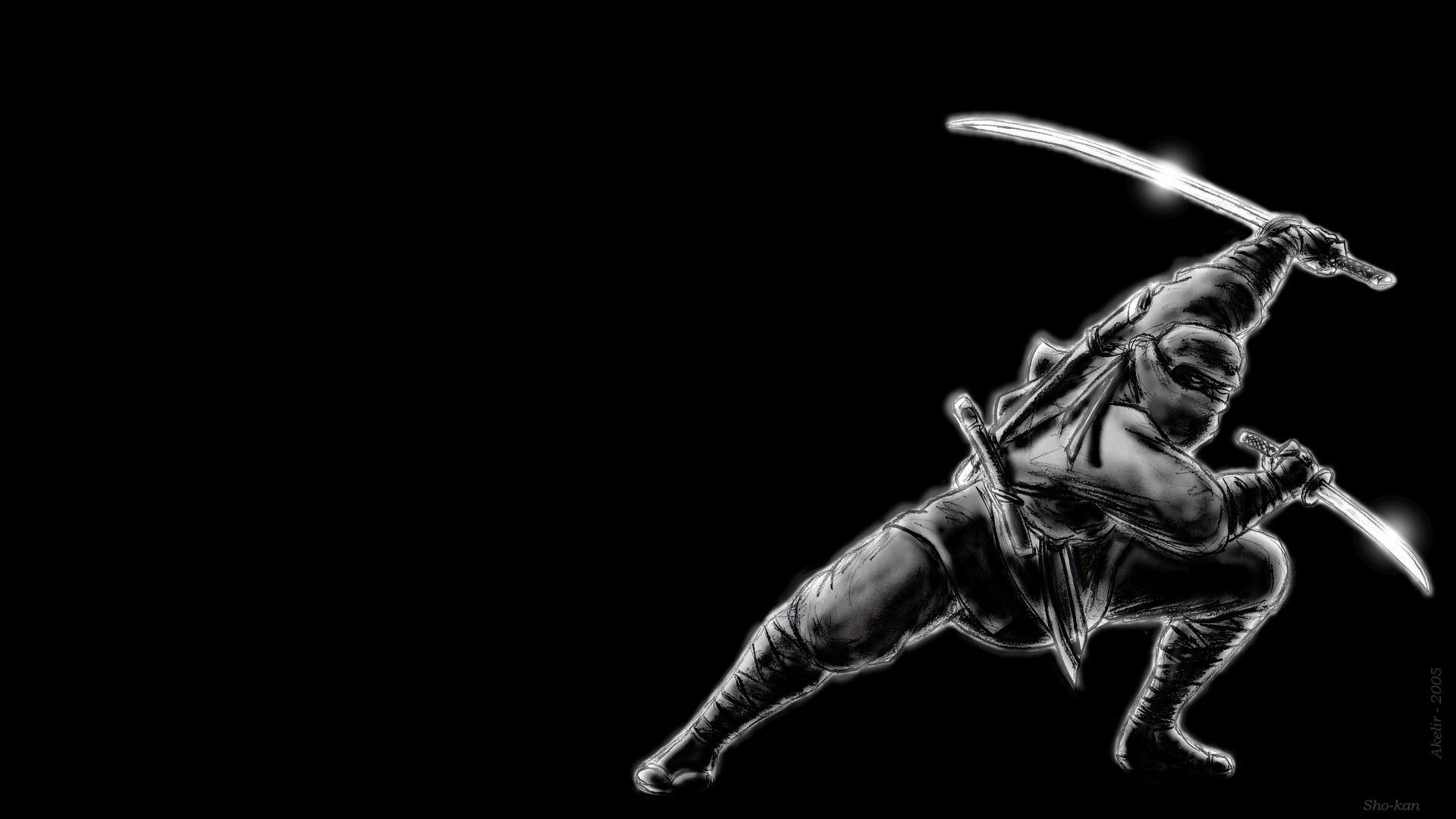 Res: 1920x1080, 6. ninja-wallpapers-HD6-600x338