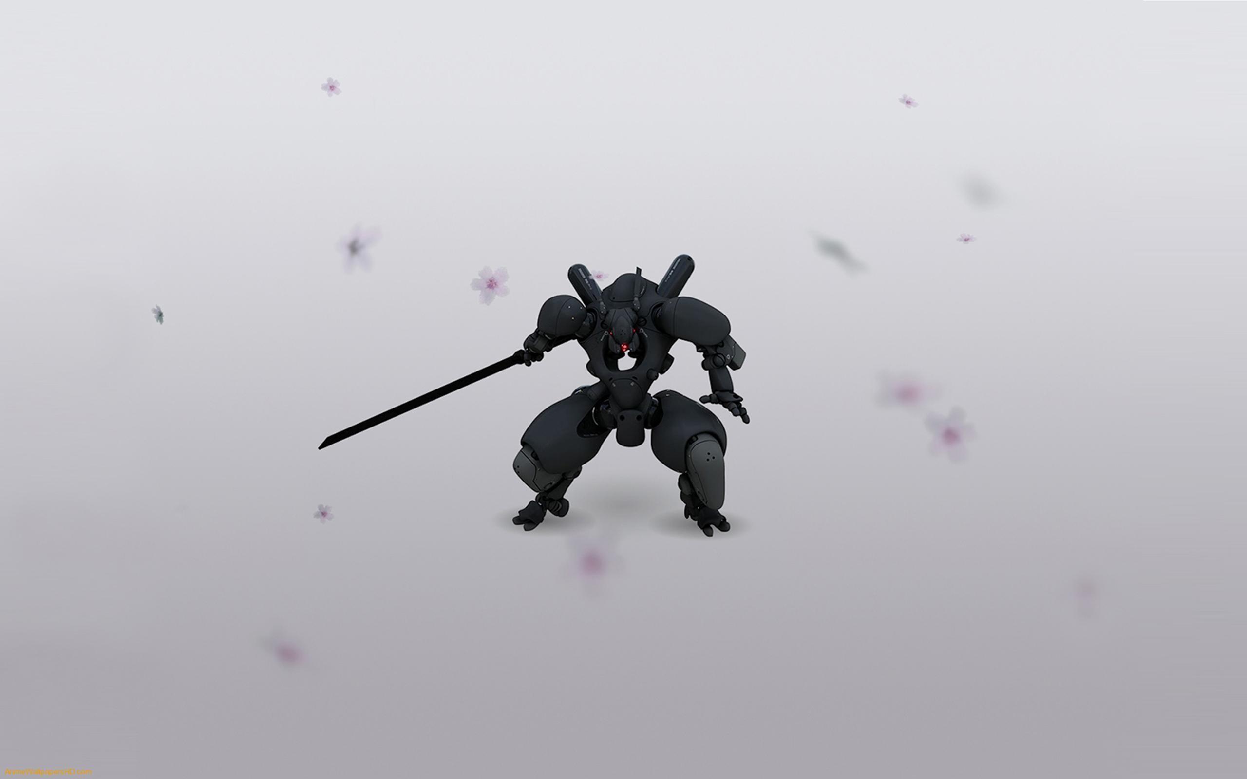 Res: 2560x1600, Ninja Mech wallpaper.