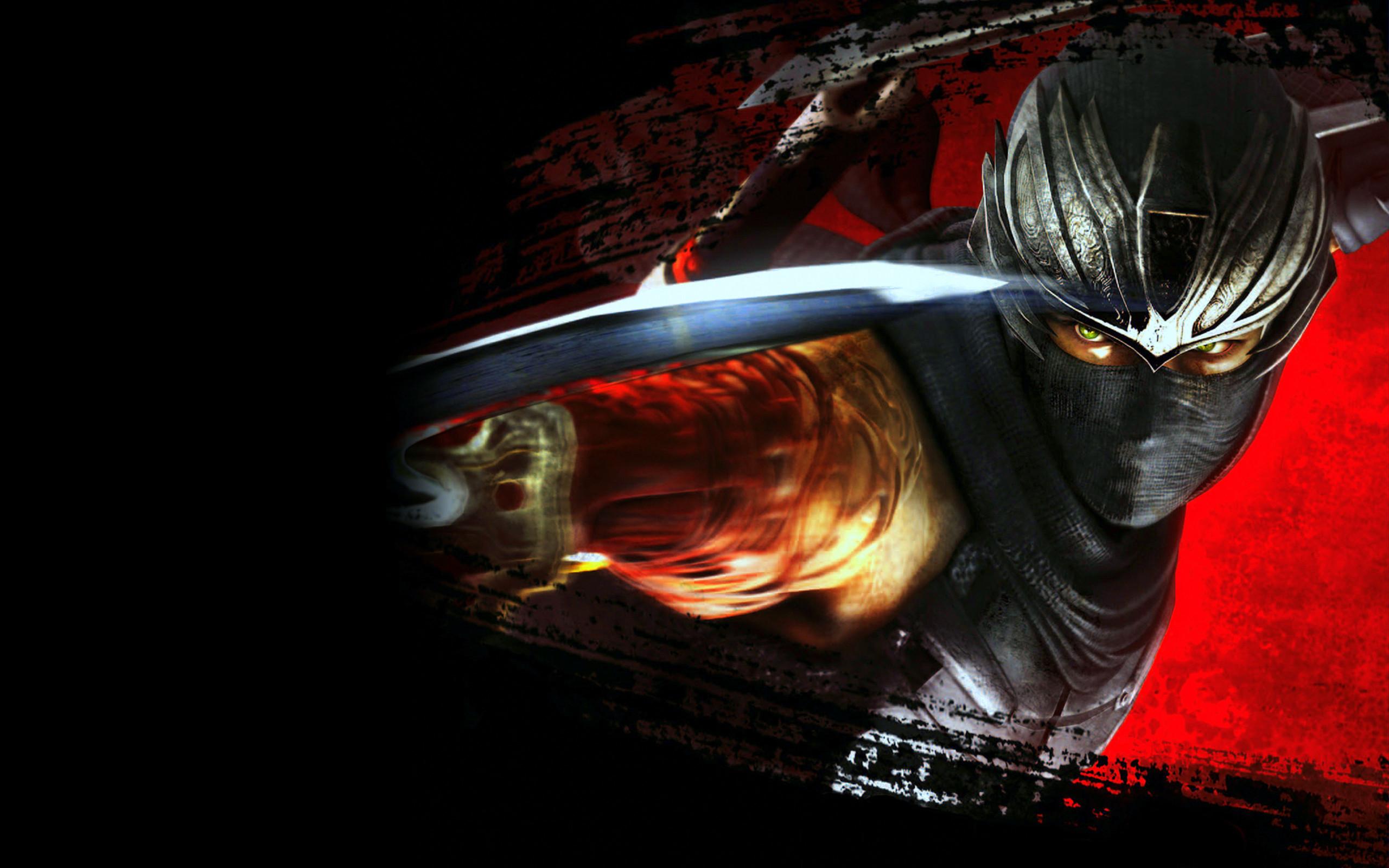Res: 2560x1600, NINJA GAIDEN fantasy anime warrior weapon sword blood g wallpaper |   | 212510 | WallpaperUP