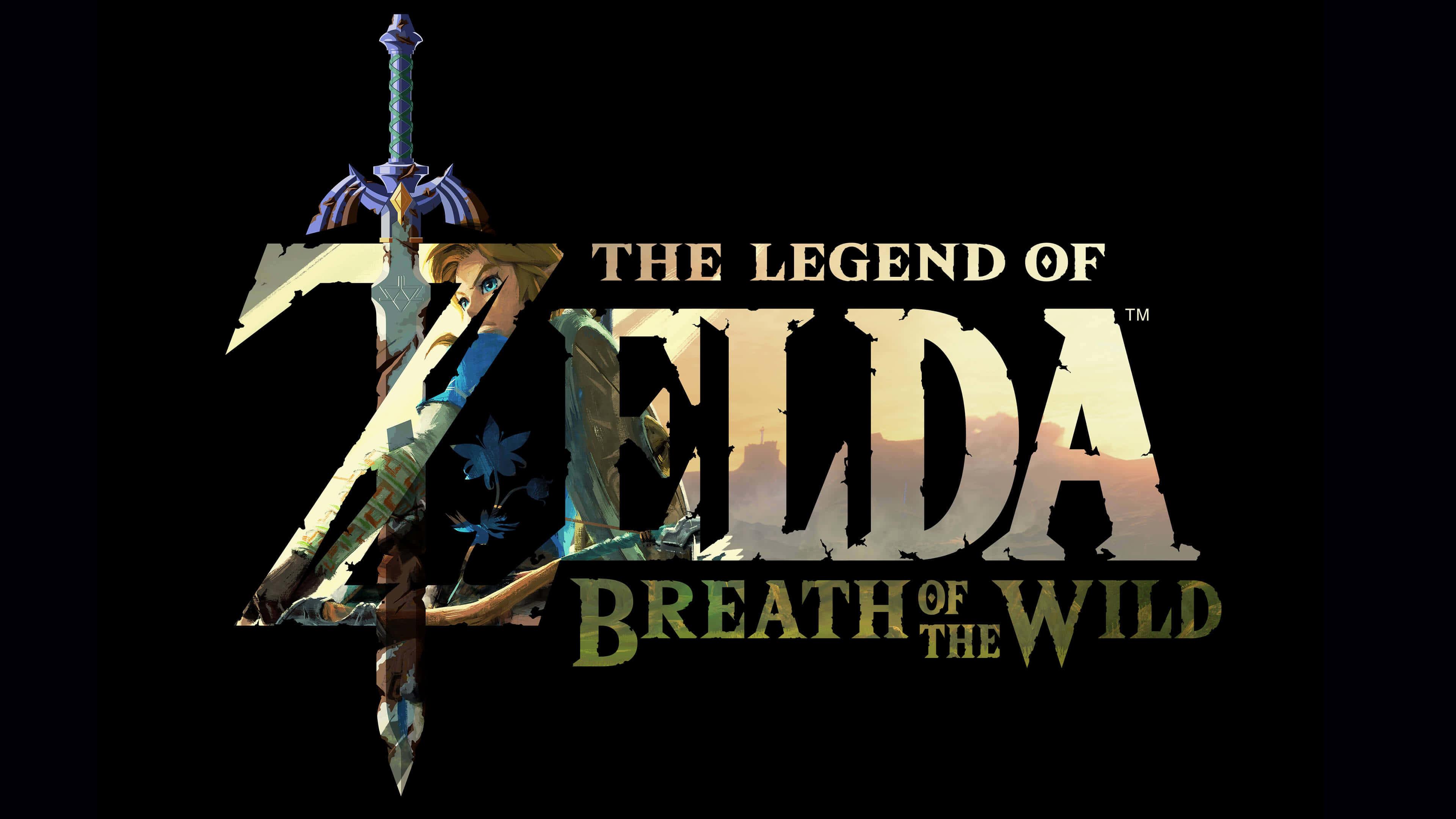 Res: 3840x2160, the legend of zelda breathe of the wild uhd 4k wallpaper