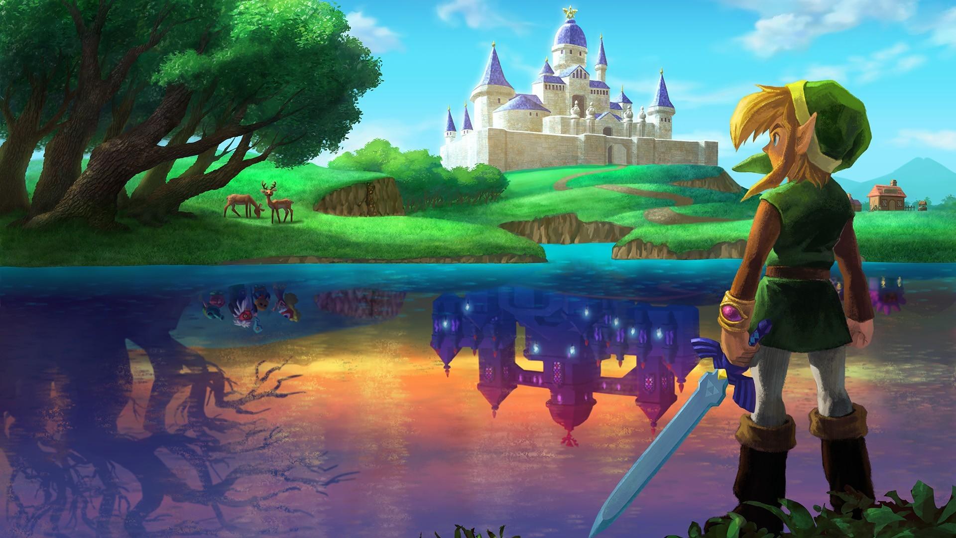 Res: 1920x1080, The Legend Of Zelda Video Game