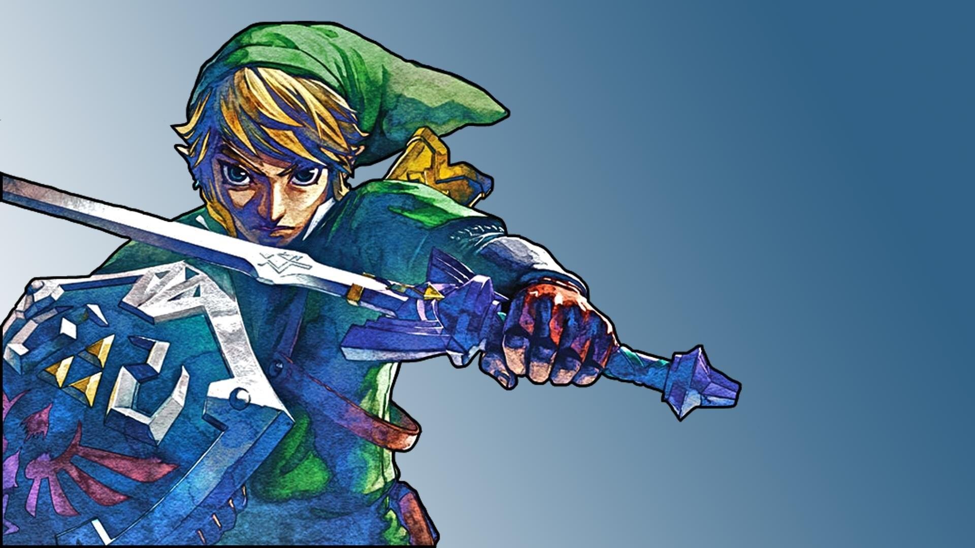 Res: 1920x1080, Free Download Zelda Wallpapers HD.