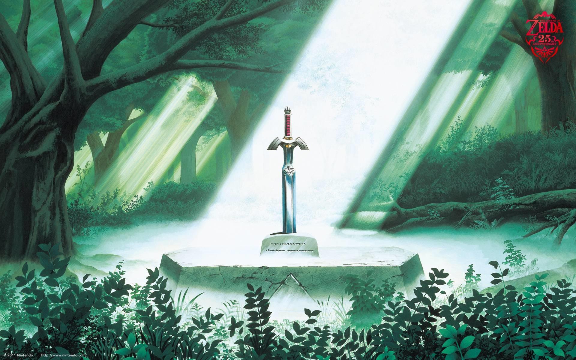 Res: 1920x1200, Legend Of Zelda Wallpaper