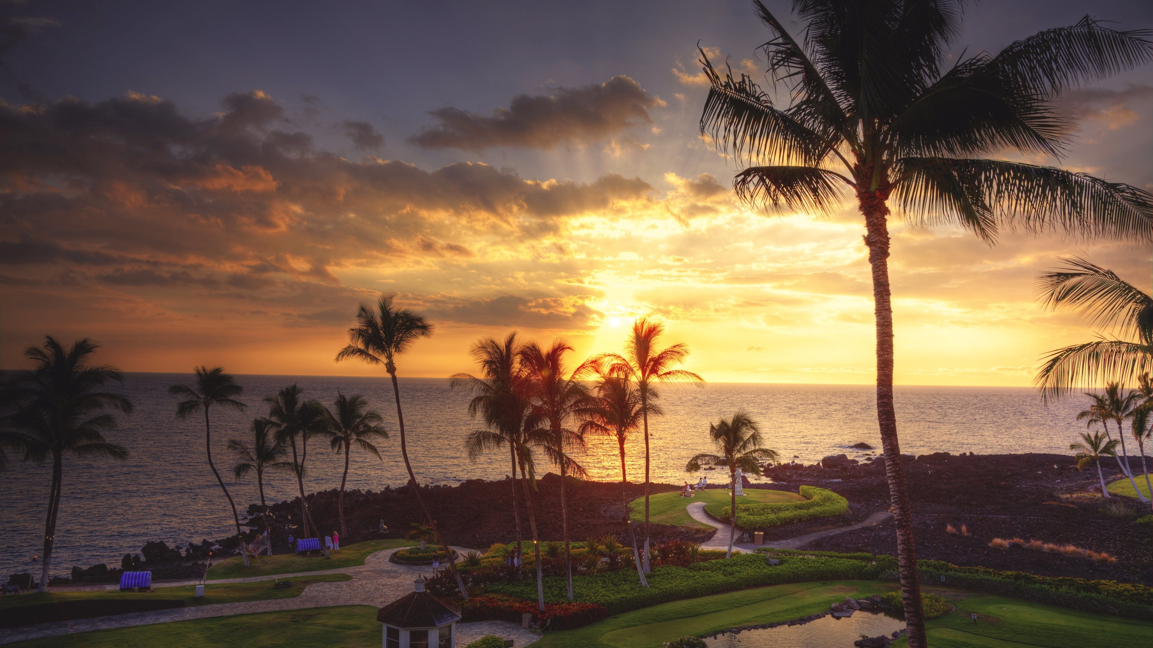 Res: 3840x2160, 4K Hawaii Wallpapers for Desktop 8. Previous Wallpaper