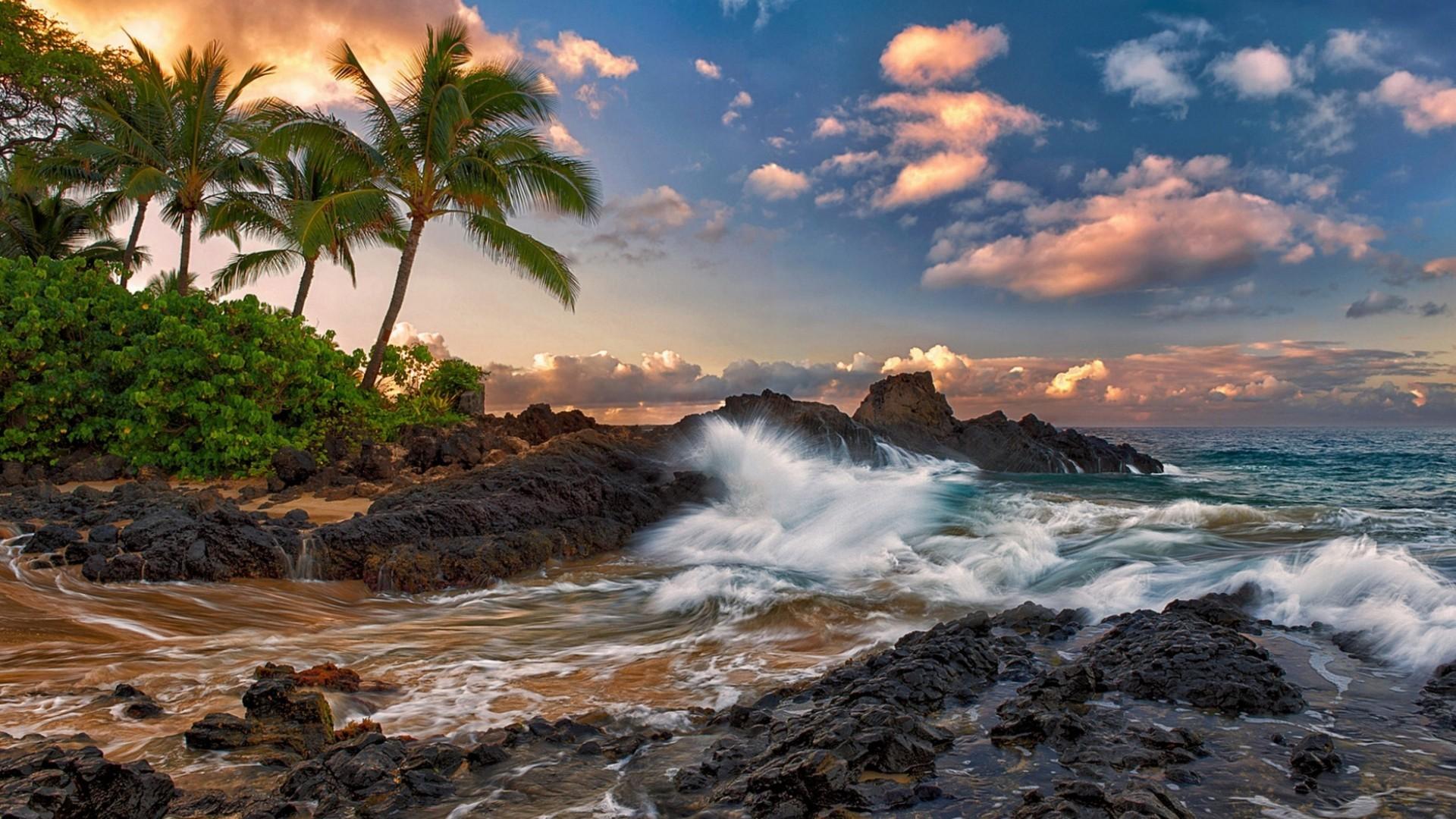 Res: 1920x1080, Hawaii Wallpaper Widescreen