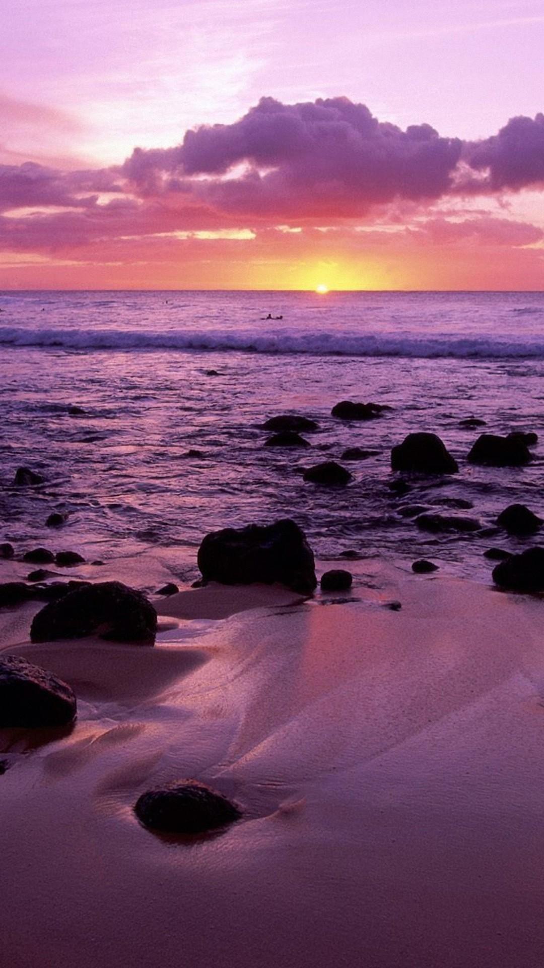 Res: 1080x1920, hd  molokai shore hawaii samsung galaxy a7 wallpapers