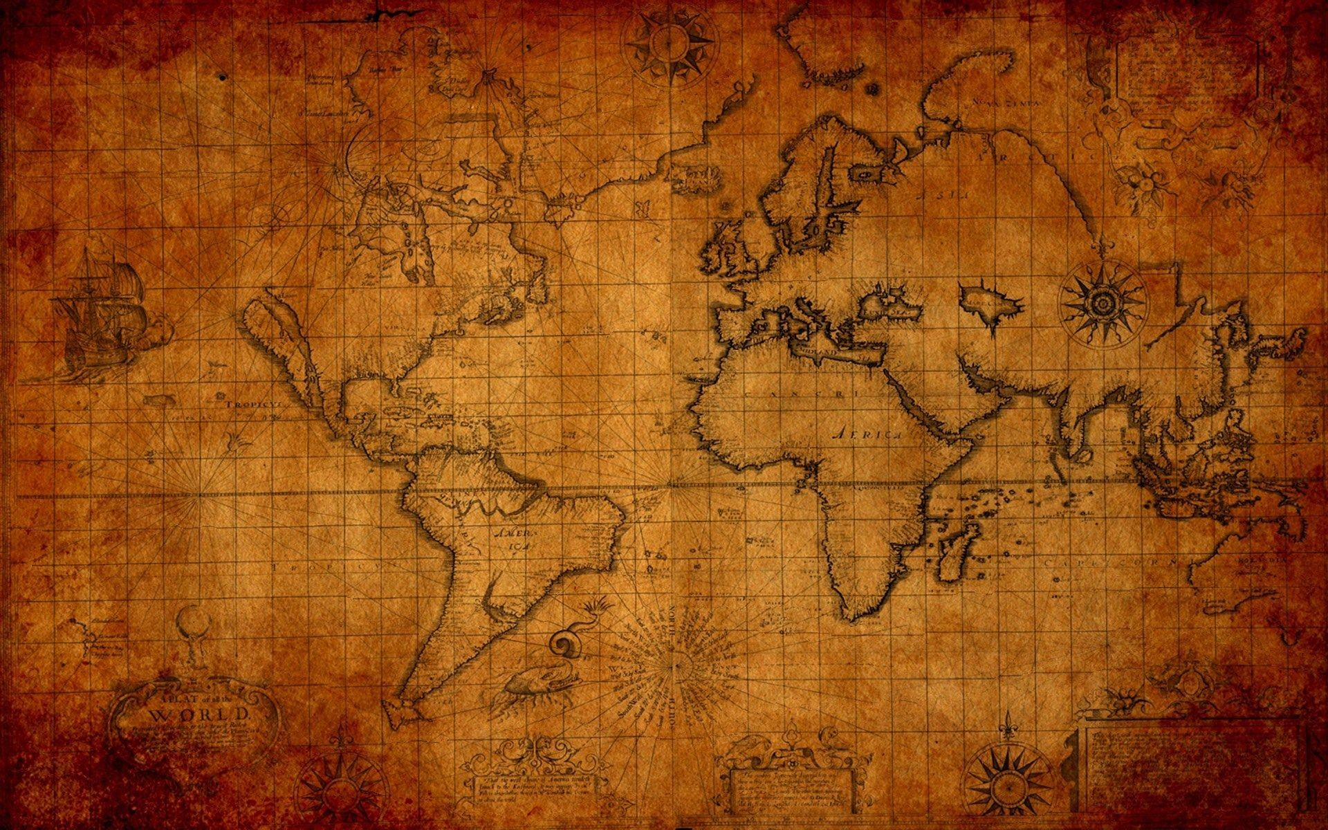 Res: 1920x1200, Old World Map Wallpaper For Walls Best Map Wallpaper 26 Wallpaper  Background Hd On Walltecno