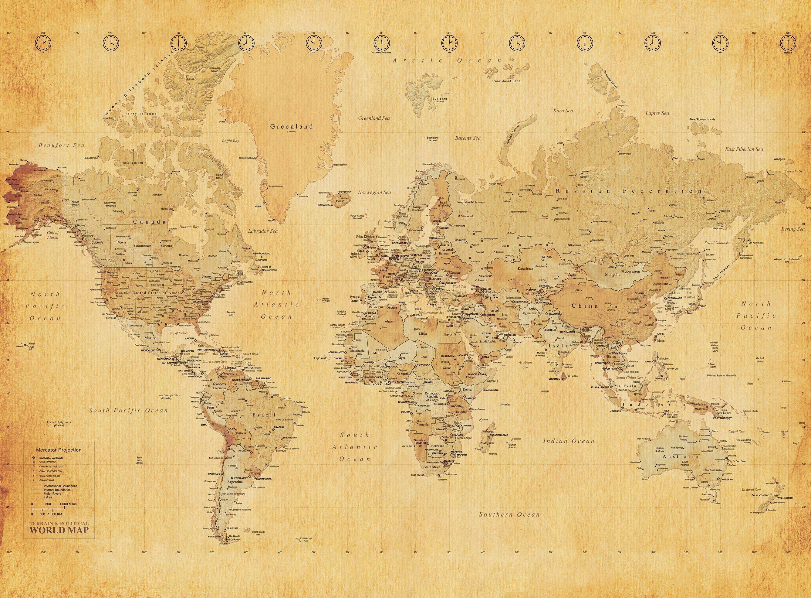 Res: 2673x1969, Old World Map Wallpaper For Walls New Vintage World Map Wallpaper Hd Fresh  Vintage Map Wallpapers