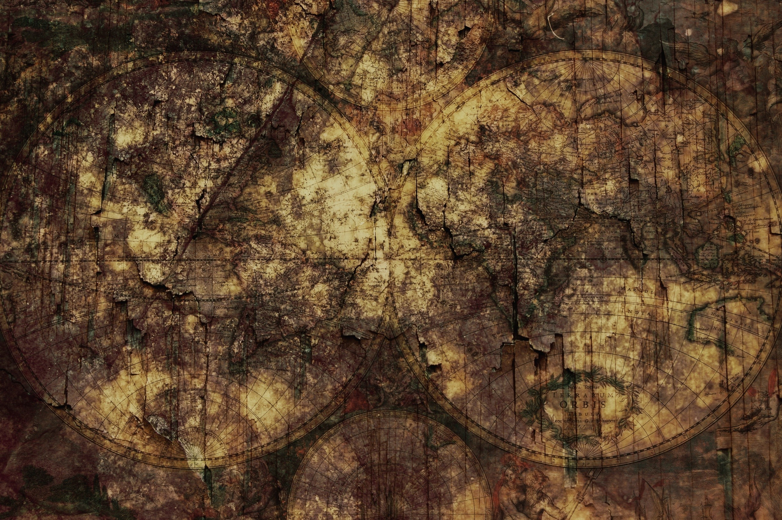 Res: 2560x1702, Old World Map Images Free Fresh 48 Old World Map Wallpaper