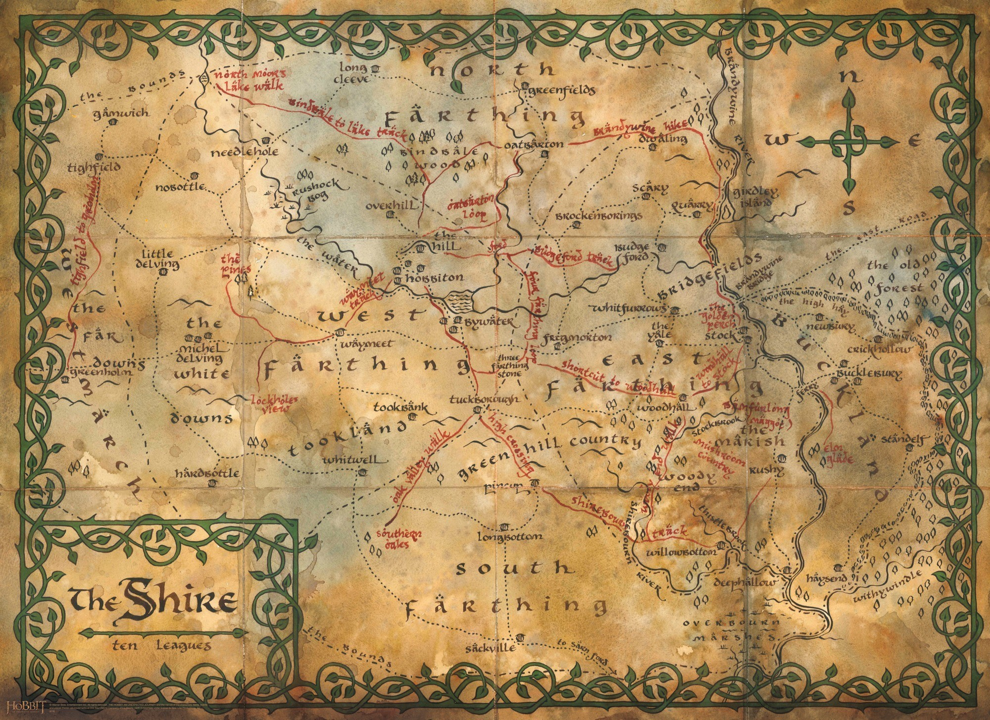 Res: 2000x1454,  Find this Pin and more on Maps of Middle Earth by kennethanthony.