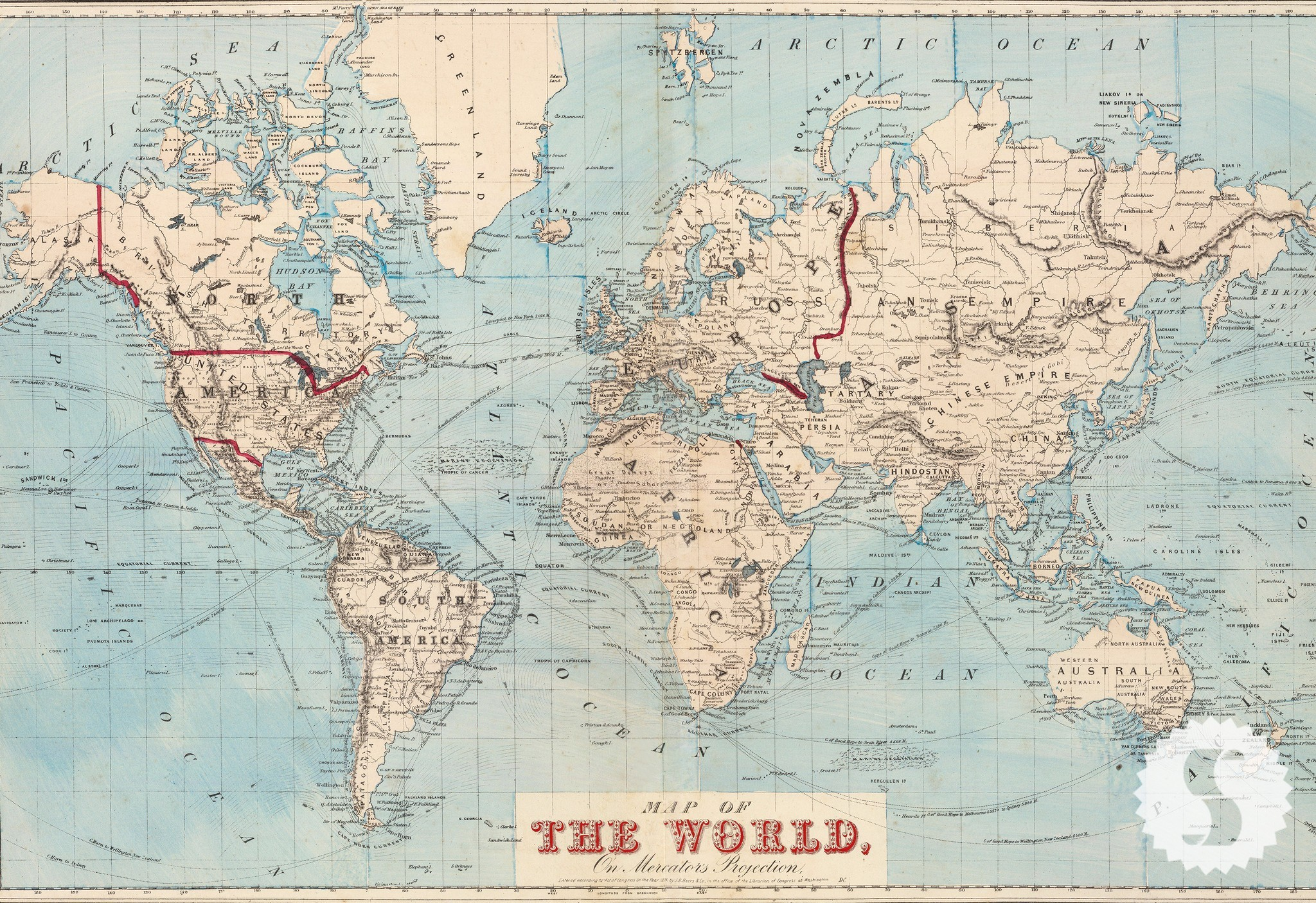 Res: 2048x1406, Nautical World Map Wallpaper Fresh Cartography Musings Maps 23 X 44 Panel  World Map Continents