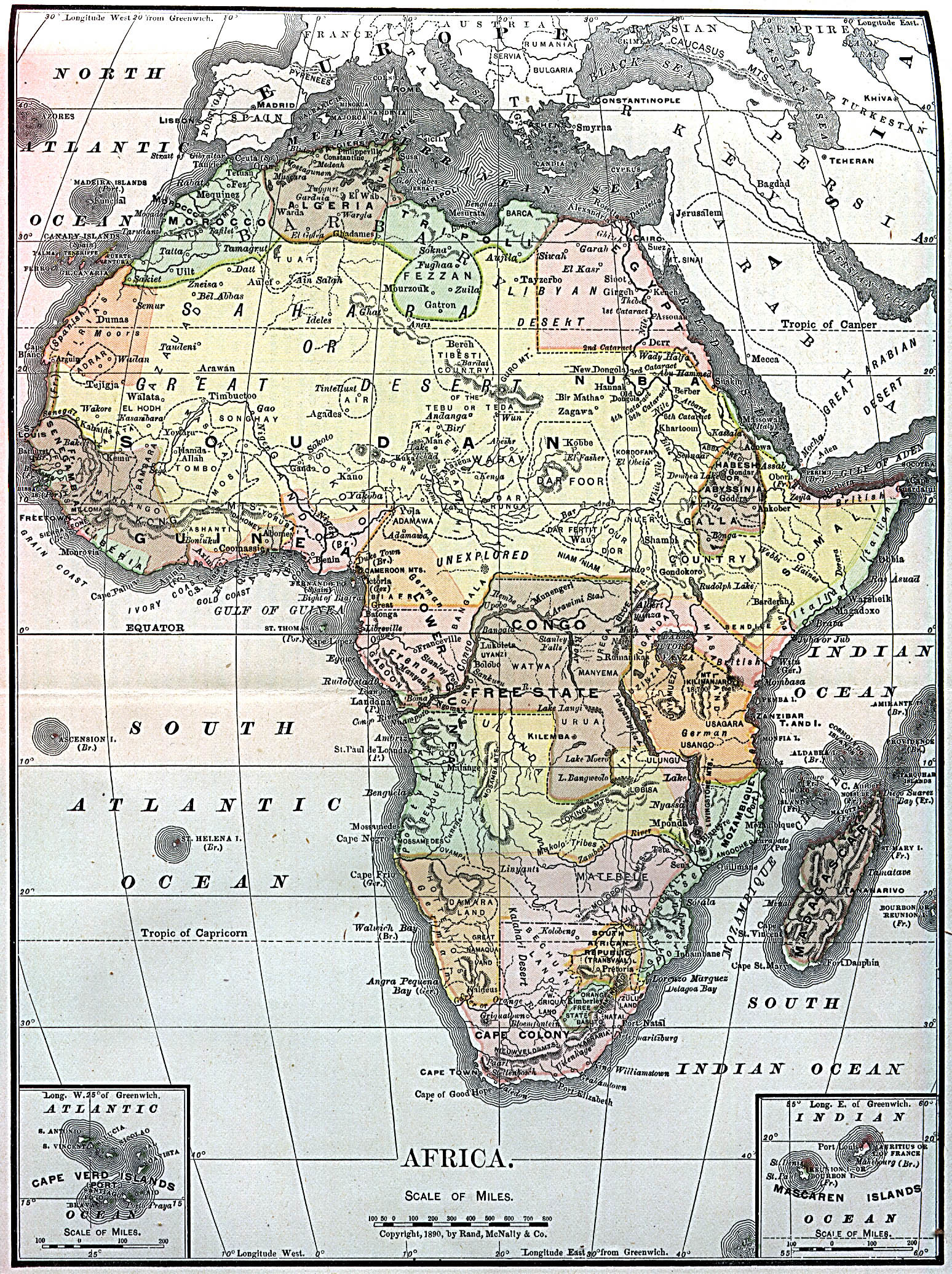 Res: 1548x2072, Historical Maps of Africa