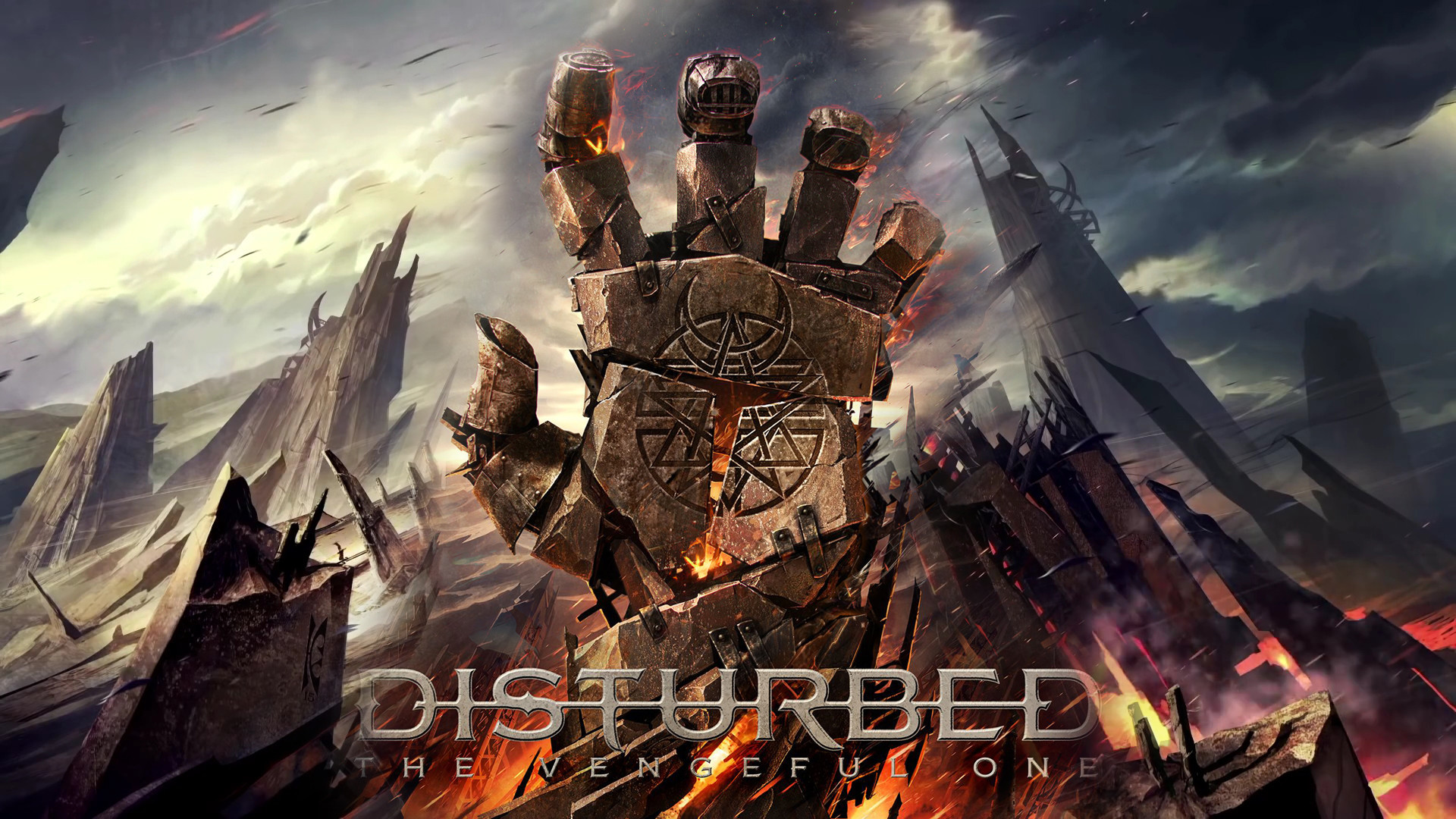 Res: 1920x1080, Disturbed