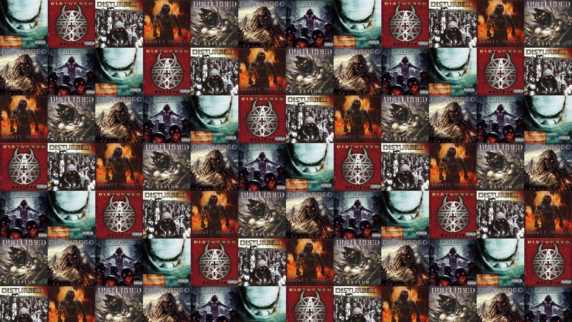 Res: 1920x1080, Disturbed Sickness Believe Ten Thousand Fists Indestructible Asylum  Wallpaper Â« Tiled Desktop Wallpaper