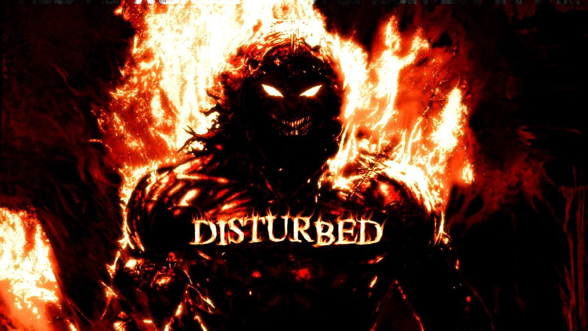 Res: 1920x1080, Disturbed Full HD Wallpaper