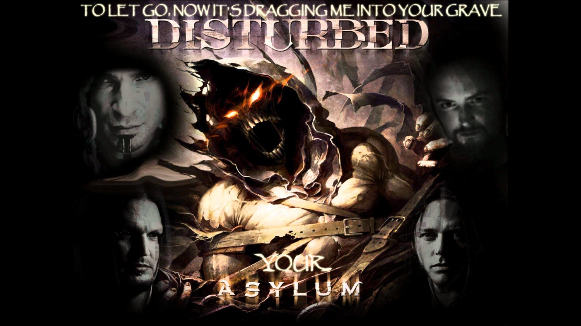 Res: 1920x1080, Disturbed - Asylum ( Asylum Album )