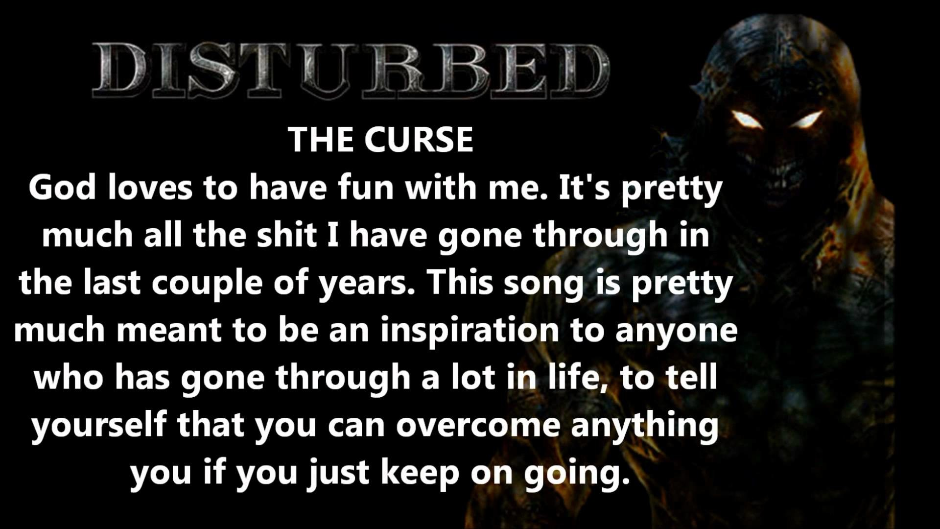 "Res: 1920x1080, Disturbed Song Meanings - ""Indestructible"""
