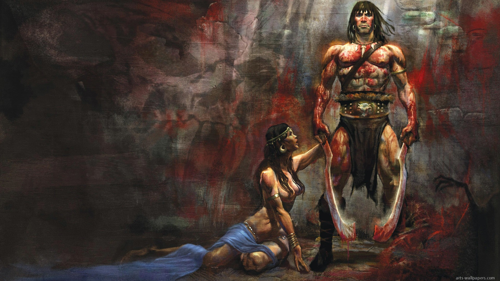 Res: 1920x1080, Conan The Barbarian Computer Wallpapers, Desktop Backgrounds