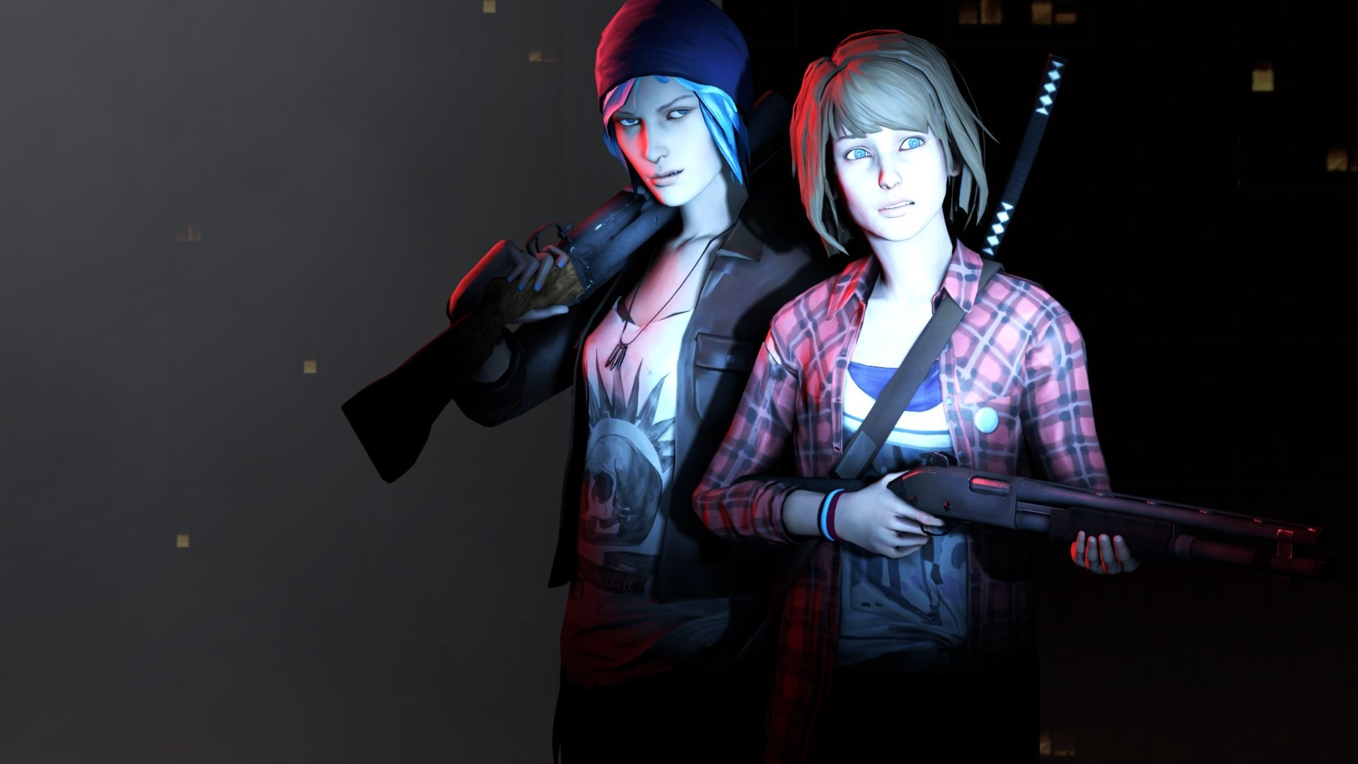 Res: 1920x1080, Chloe Price Max Caulfield · HD Wallpaper | Background Image ID:688629