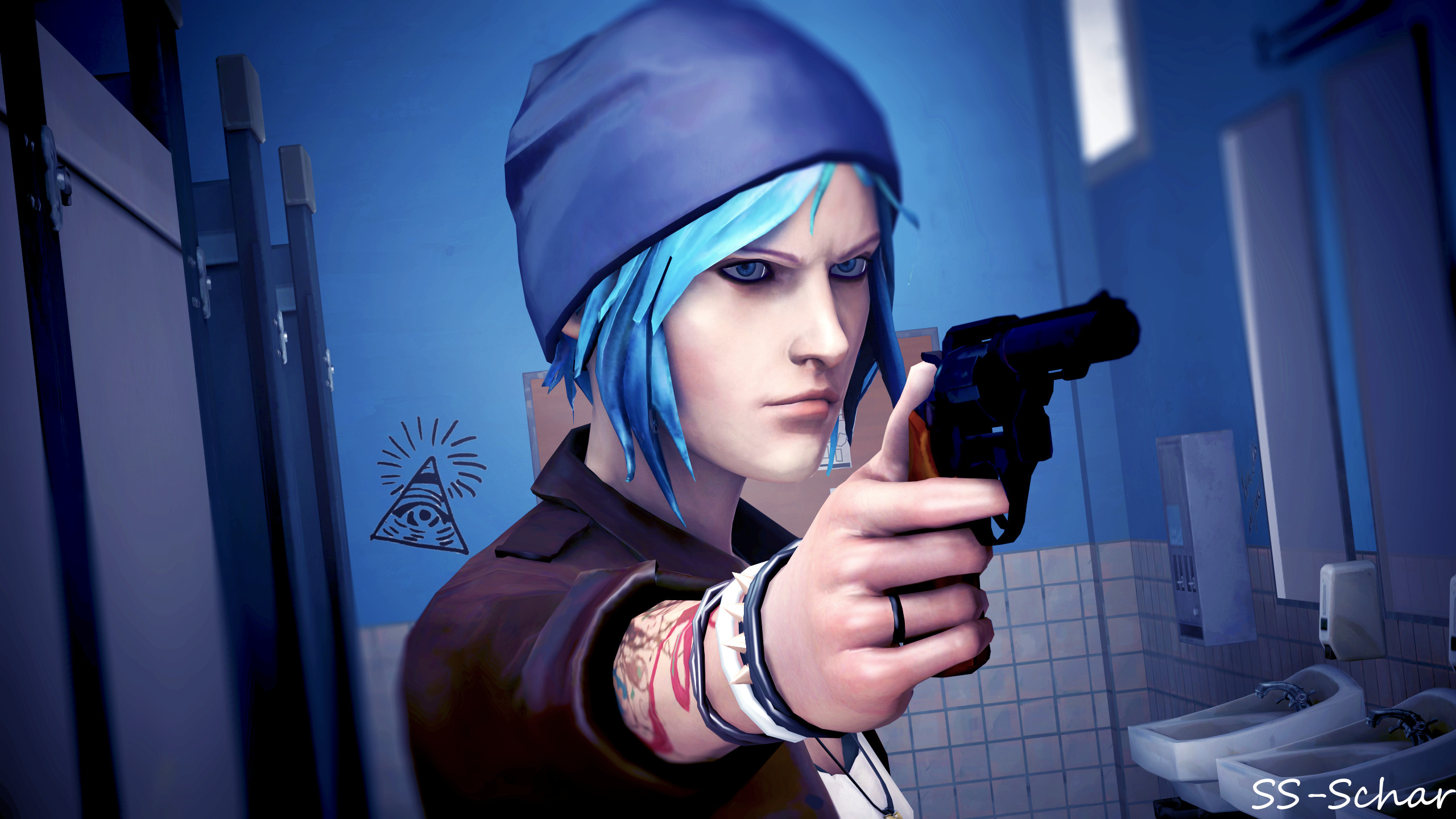Res: 2560x1440, ... Life Is Strange ~ Chloe Price by SSchar