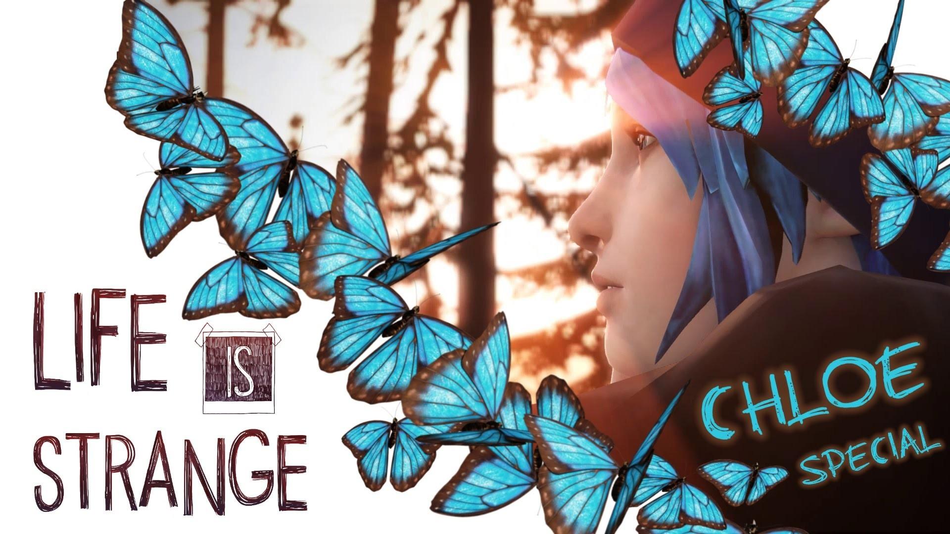 Res: 1920x1080, Life Is Strange - Remembering Chloe Price | [Ennlyn] [HD] [1080p] [60fps] -  YouTube