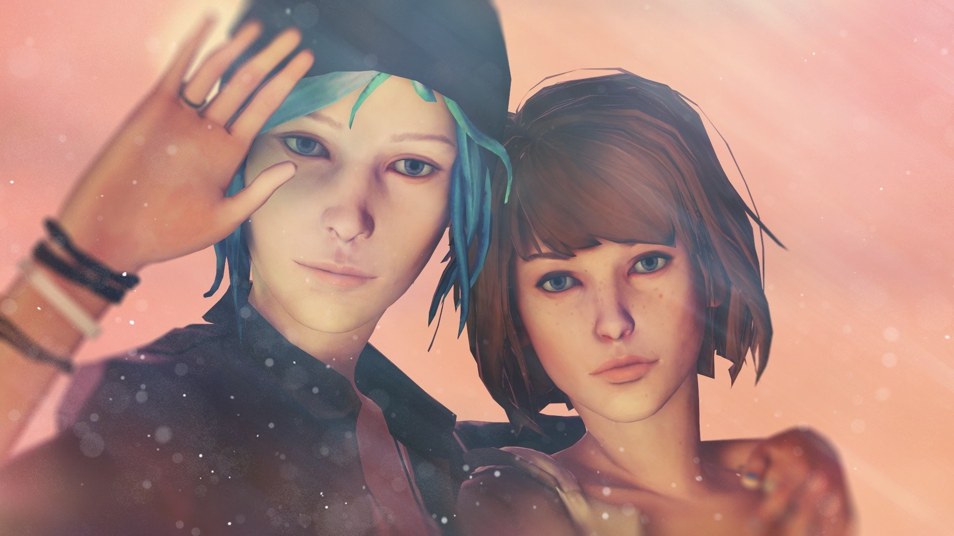 Res: 1920x1080, Life Is Strange, Max Caulfield, Chloe Price Wallpapers HD / Desktop and  Mobile Backgrounds