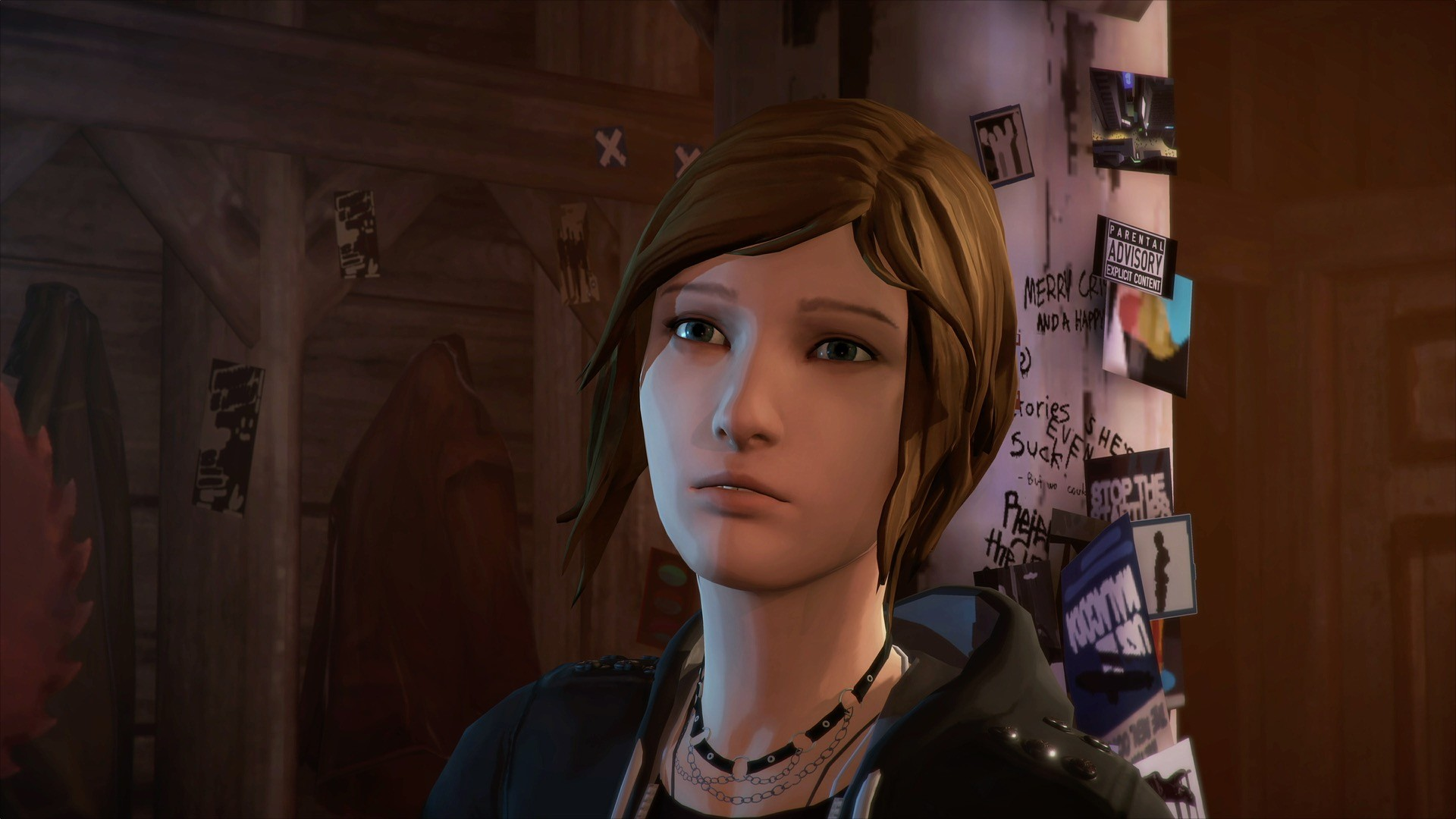 Res: 1920x1080, You play as Chloe Price, a rebellious sixteen-year-old who forms an  unlikely friendship with Rachel Amber, a popular student destined for  success.
