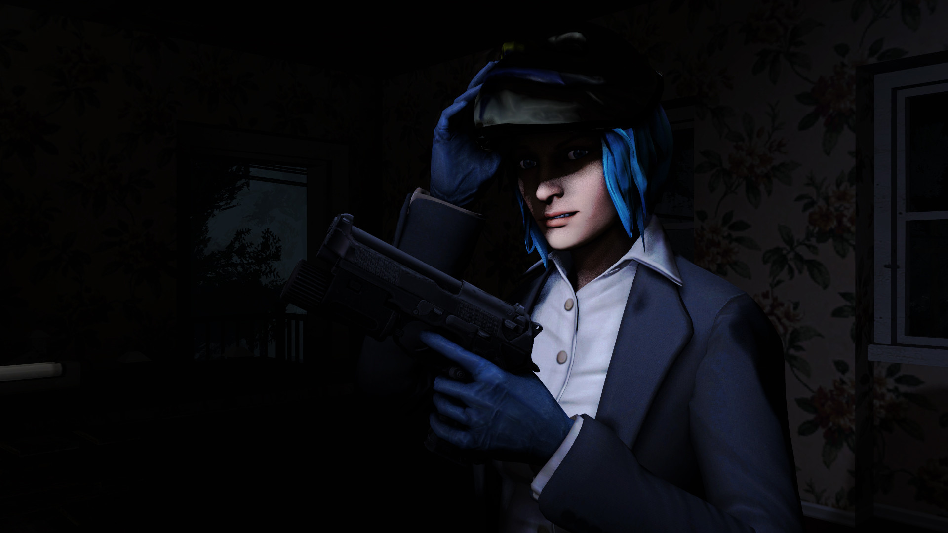 Res: 1920x1080, ... Life is Payday: Chloe Price by Cor-Angars