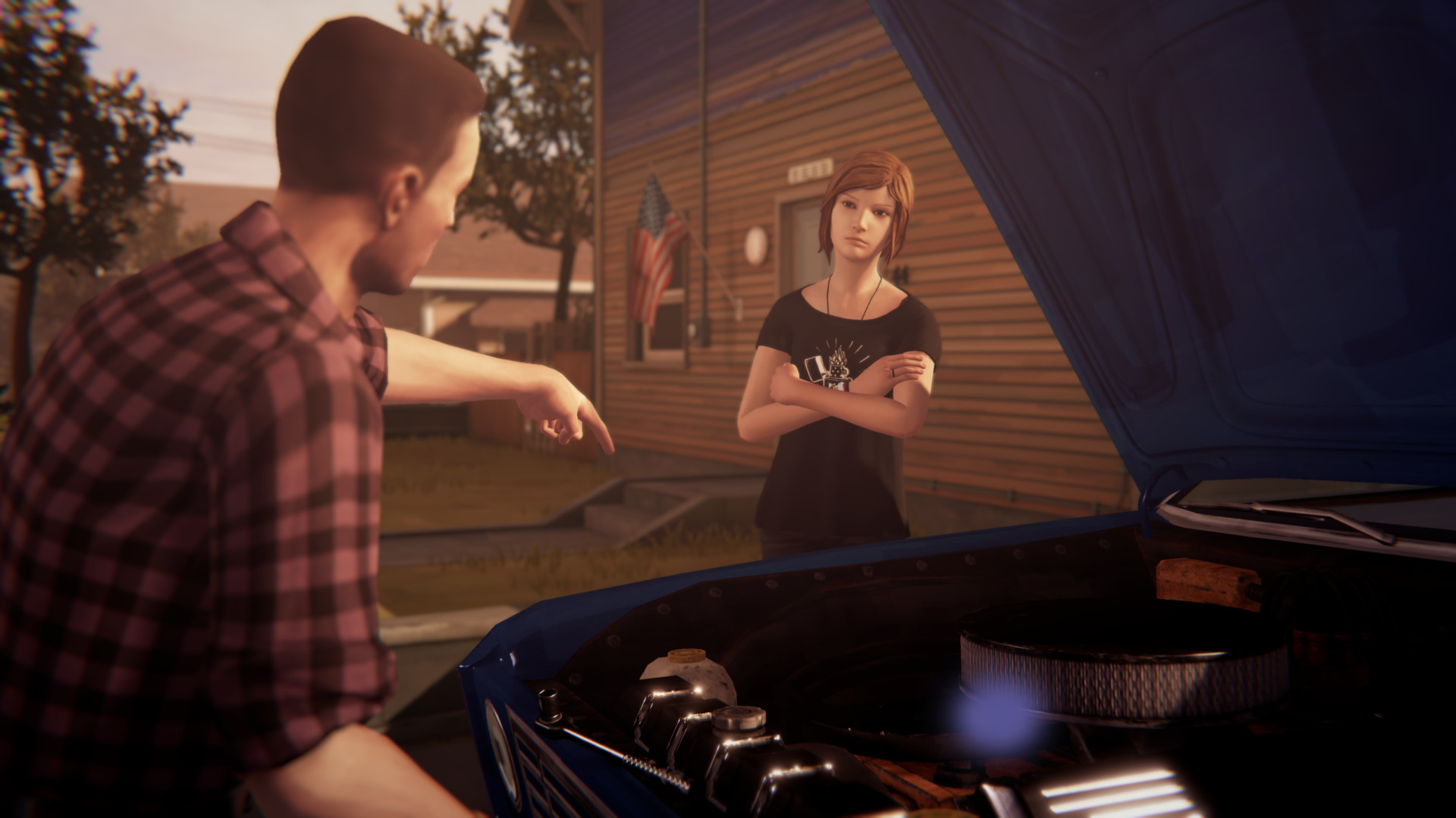 Res: 1920x1080, Life is Strange: Before the Storm Interview – Becoming Chloe Price
